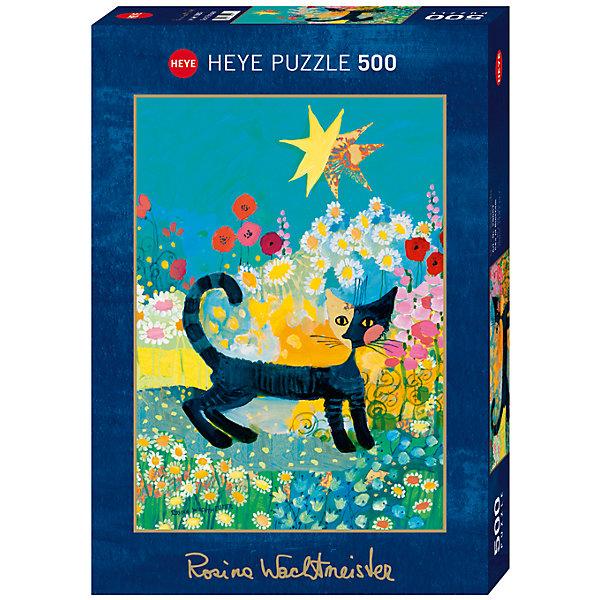 Пазл Море цветов, 500 деталей, HeyeПазлы классические<br>Rosina Wachtmeister (Розина Вахтмайстер) получила известность во всем мире благодаря картинам с изображением забавных кошек с яркими мордашками. Яркие, геометрические формы рисунка оставляют неизгладимое впечатление от образа этих волшебных кошек. Большинство работ автора пронизаны южными мотивами, в частности, Италией, где автор картин проживает со множеством кошек и других питомцев.<br><br>Дополнительная информация:<br><br>Размер готовой картинки: 35 х 50 см<br>Картина художника Rosina Wachtmeister<br>Тиснение золотой фольгой<br><br>Пазл Море цветов, 500 деталей, Heye можно купить в нашем магазине.<br>Ширина мм: 274; Глубина мм: 192; Высота мм: 63; Вес г: 448; Возраст от месяцев: 144; Возраст до месяцев: 228; Пол: Унисекс; Возраст: Детский; Количество деталей: 500; SKU: 4163050;