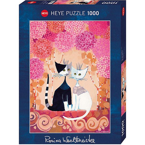 Пазл Романтика, 1000 деталей, HeyeПазлы для детей постарше<br>Rosina Wachtmeister (Розина Вахтмайстер) получила известность во всем мире благодаря картинам с изображением забавных кошек с яркими мордашками. Яркие, геометрические формы рисунка оставляют неизгладимое впечатление от образа этих волшебных кошек. Большинство работ автора пронизаны южными мотивами, в частности, Италией, где автор картин проживает со множеством кошек и других питомцев.<br><br>Дополнительная информация:<br><br>Размеры готовой картинки: 50 х 70 см<br>Тиснение серебряной фольгой<br><br>Пазл Романтика, 1000 деталей, Heye можно купить в нашем магазине.<br><br>Ширина мм: 371<br>Глубина мм: 271<br>Высота мм: 55<br>Вес г: 840<br>Возраст от месяцев: 192<br>Возраст до месяцев: 216<br>Пол: Унисекс<br>Возраст: Детский<br>Количество деталей: 1000<br>SKU: 4163059