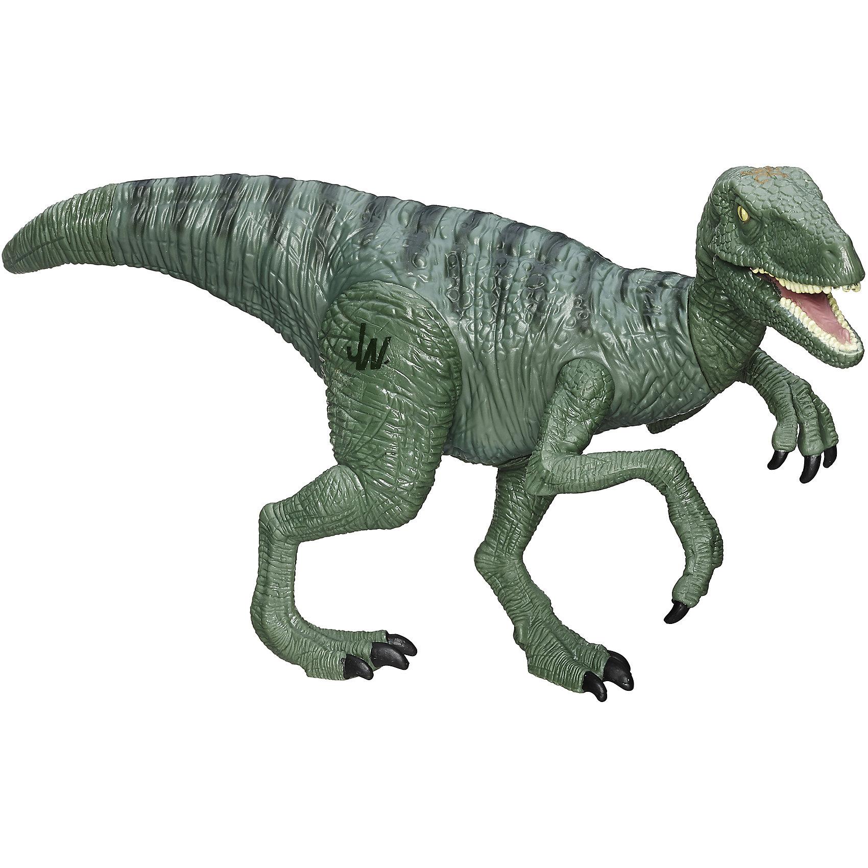 Титаны Динозавры: Велоцираптор Чарли, Мир Юрского ПериодаФигурки Динозавров Мира Юрского Периода высотой 35 см. из популярной линейки Титаны по привлекательно цене.<br><br>Ширина мм: 152<br>Глубина мм: 279<br>Высота мм: 76<br>Вес г: 275<br>Возраст от месяцев: 48<br>Возраст до месяцев: 1188<br>Пол: Мужской<br>Возраст: Детский<br>SKU: 4163212
