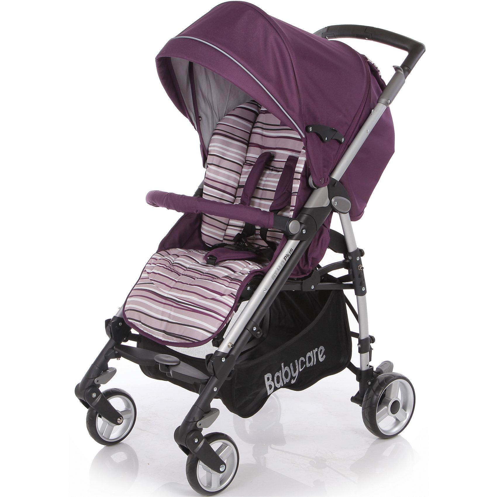Baby Care Коляска-трость GT4 Plus Baby Care, фиолетовый коляска трость baby care gt4 plus grey