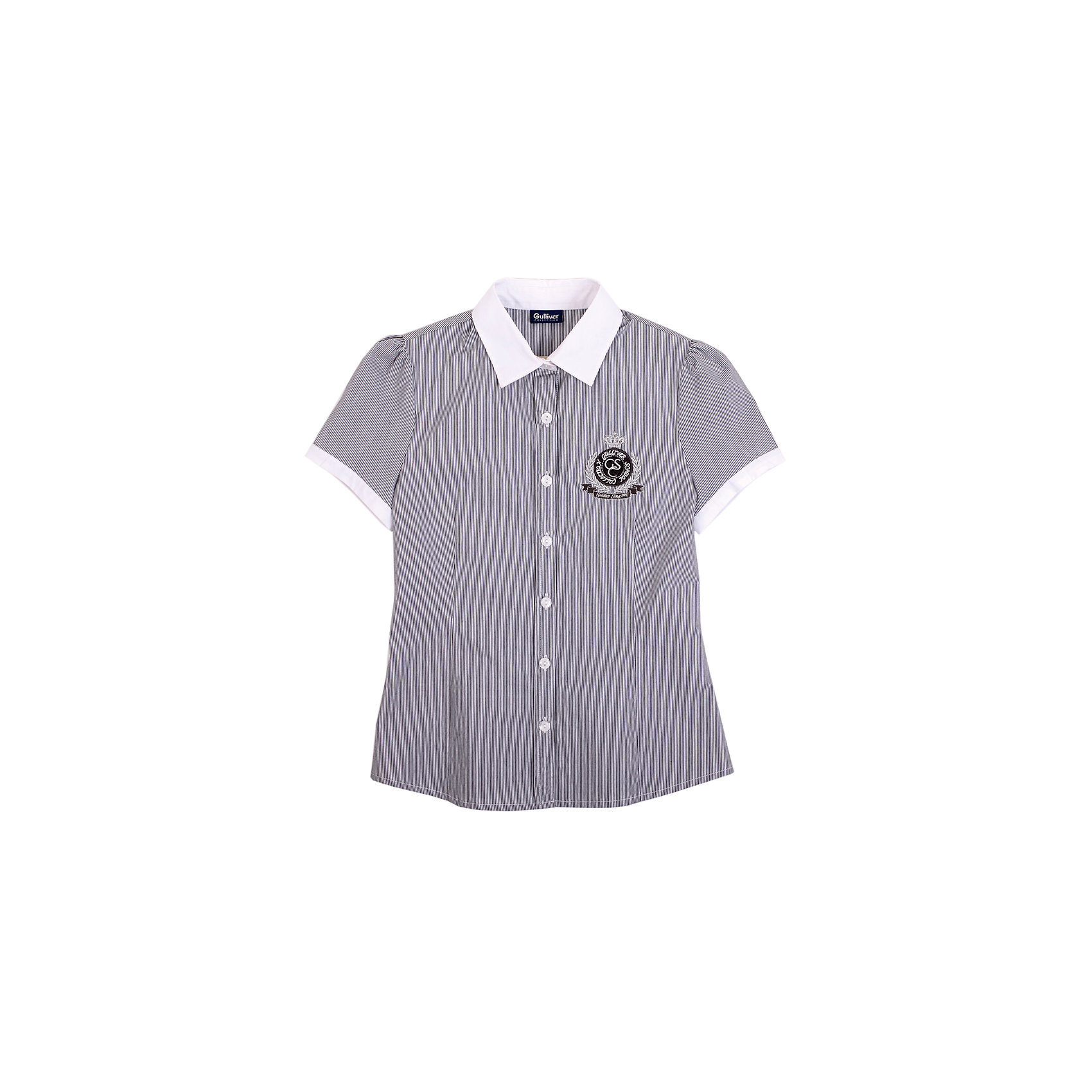 Gulliver Блузка для девочки Gulliver блузка gulliver блузка