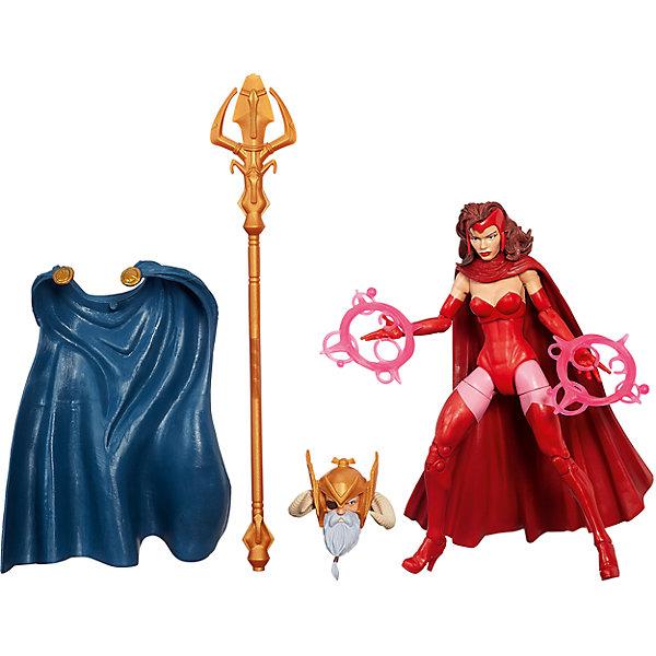 Коллекционная фигурка Марвел Эра Альтрона - Алая ведьма, 15 см, Marvel HeroesКоллекционные и игровые фигурки<br>Любой мальчишка будет рад такой коллекционной фигурке. Алая ведьма владеет магией и может изменять реальность, может управлять силами природы и предметами вокруг себя. В каждой коробке  одна из частей уникальной фигурки - собери все части и устрой настоящую битву!<br><br>Дополнительная информация:<br><br>- Материал: пластик.<br>- Размер: 15 см.<br>- Голова, ноги и руки фигурки подвижные.<br>- Комплектация: фигурка, часть фигурки Одина.<br><br>Коллекционную фигурку Марвел Эра Альтрона - Алая ведьма, 15 см, Marvel Heroes, можно купить в нашем магазине.<br><br>Ширина мм: 64<br>Глубина мм: 152<br>Высота мм: 267<br>Вес г: 220<br>Возраст от месяцев: 48<br>Возраст до месяцев: 144<br>Пол: Мужской<br>Возраст: Детский<br>SKU: 4175024