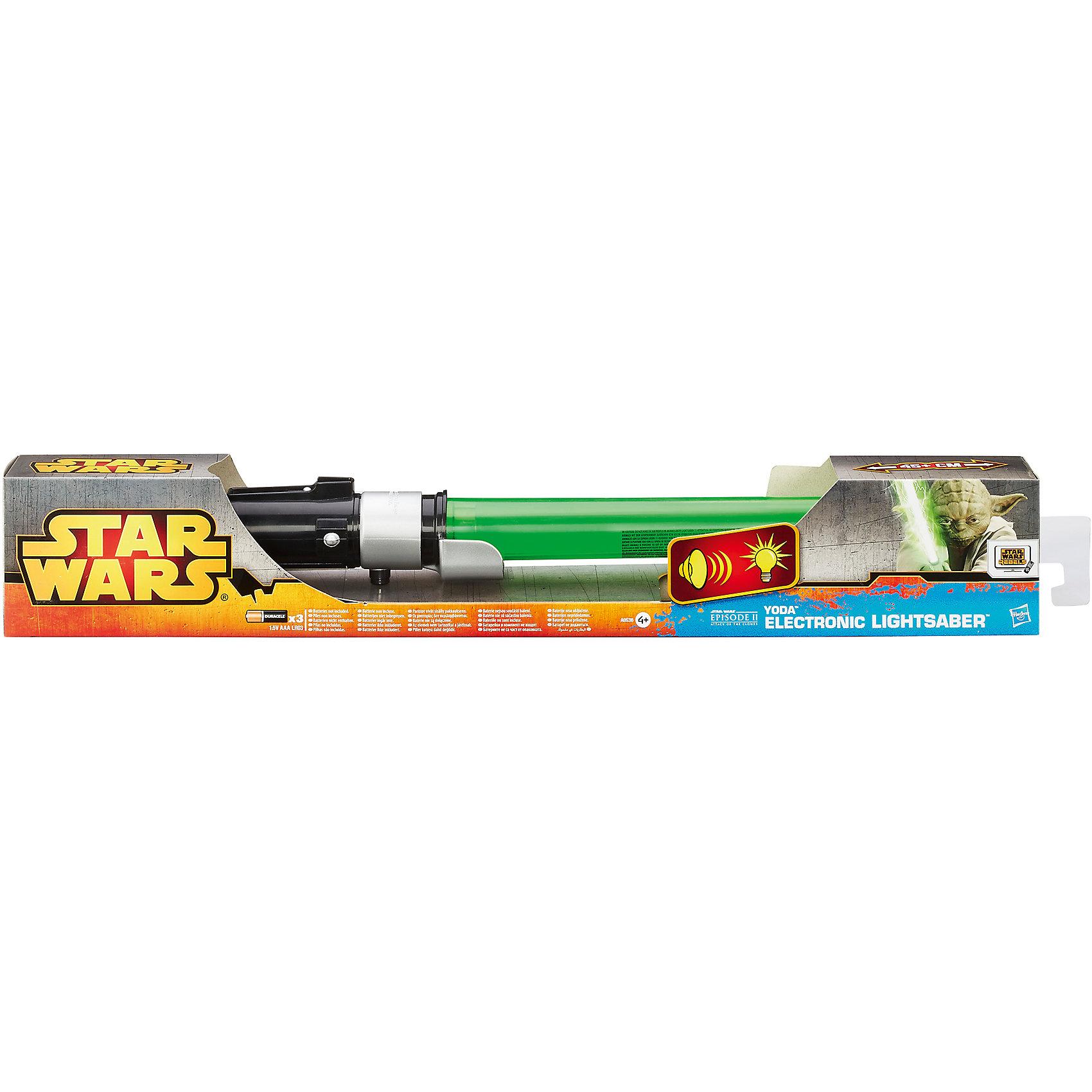 Световой электронный меч, Звездные войны, зеленый от myToys