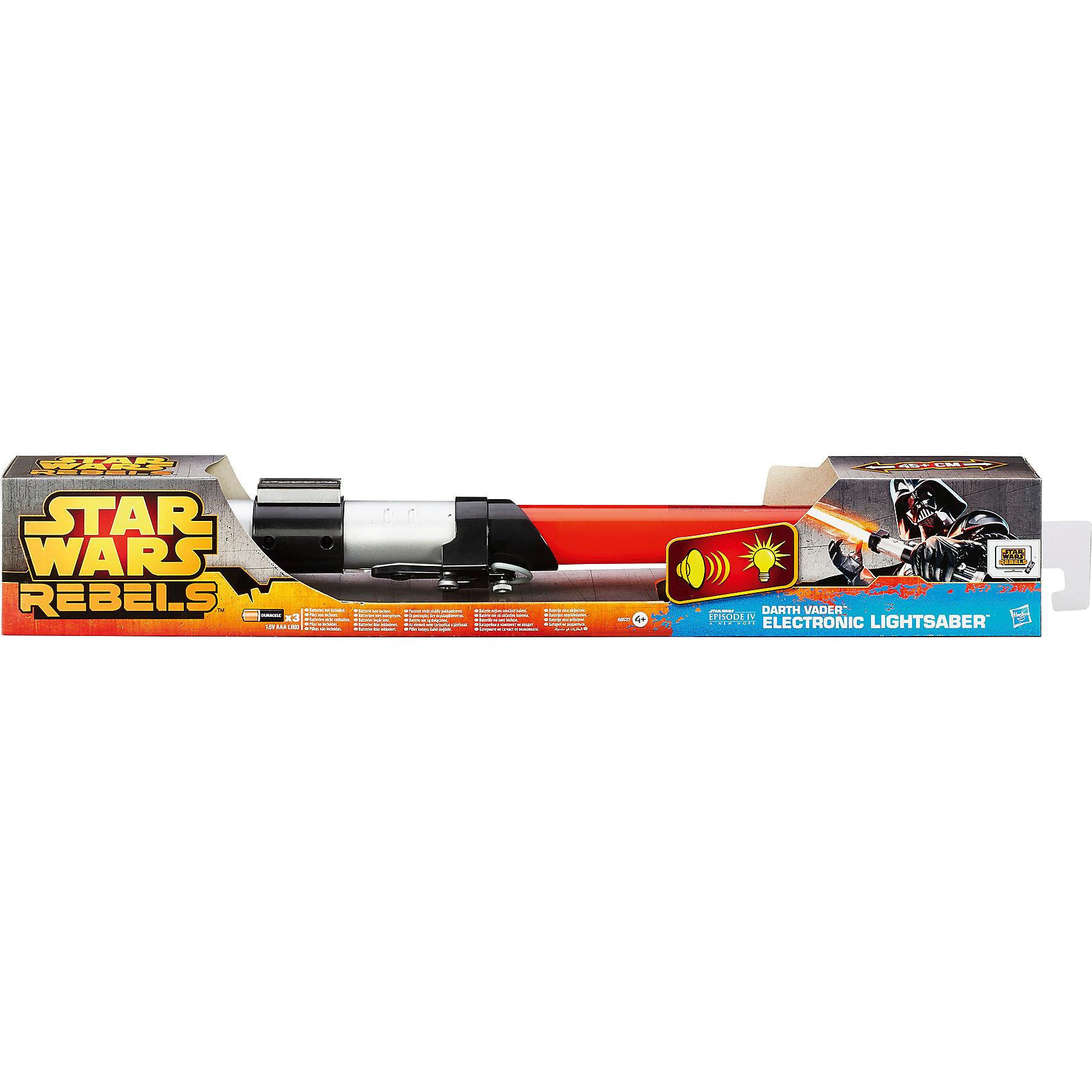 Световой электронный меч, Звездные войны, красный от myToys