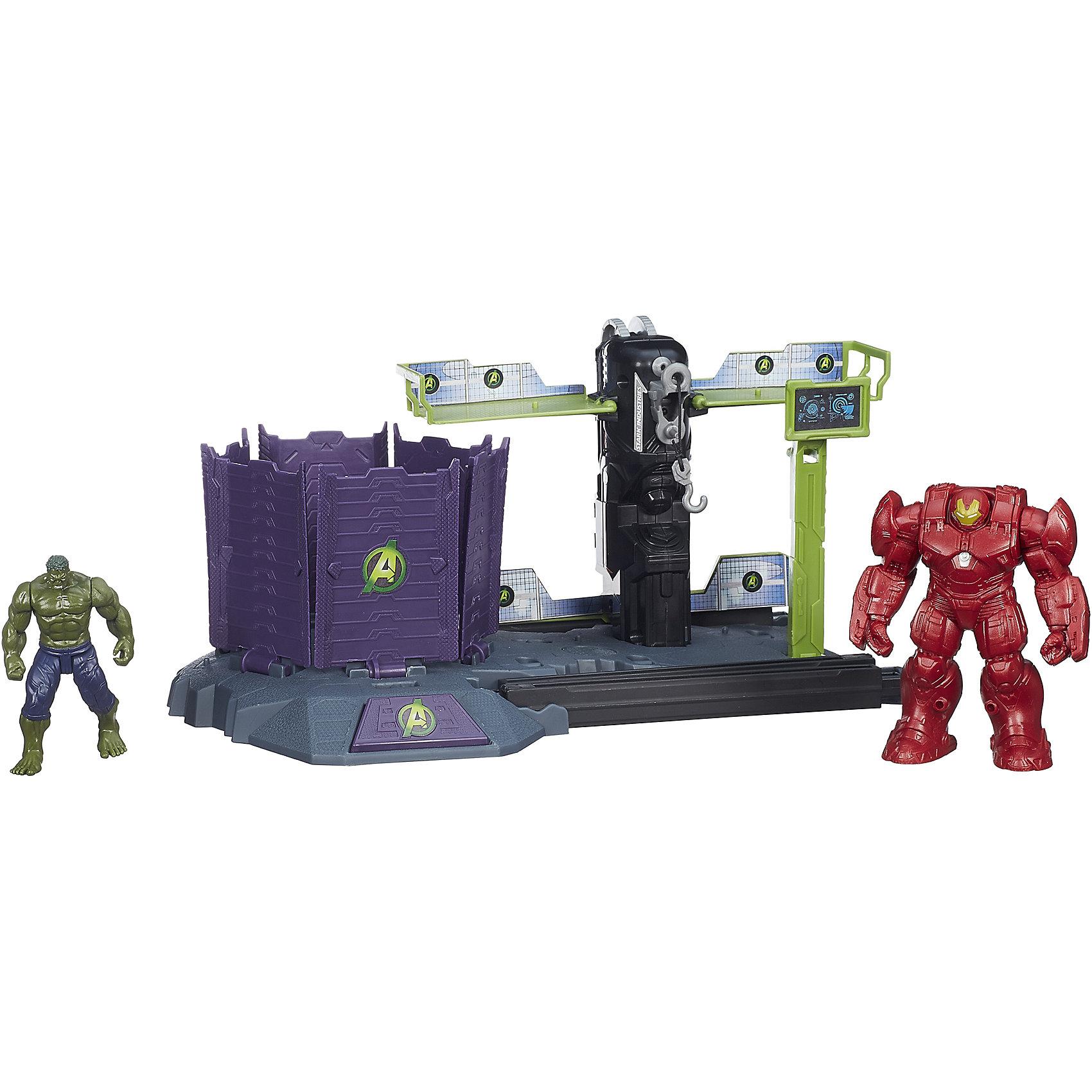 Hasbro Штаб-квартира (башня) Мстителей, Marvel Heroes купить продать квартиру в воронеже