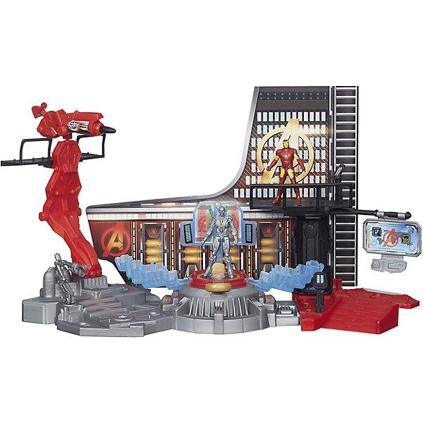 Защитная башня капитана Америки, Мстители, Marvel HeroesИгрушки<br>Этот игровой набор приведет в восторг всех любителей киноленты Мстители: Эра Альтрона. В этом наборе есть все необходимое для обороны. Собери все наборы и построй свою штаб-квартиру Мстителей!<br><br>Дополнительная информация:<br><br>- Материал: пластик.<br>- Голова, ноги и руки фигурок подвижные.<br>- Комплектация: 2 фигурки, аксессуары.<br><br>Защитную башню капитана Америки, Мстители, Marvel Heroes, можно купить в нашем магазине.<br>Ширина мм: 64; Глубина мм: 305; Высота мм: 229; Вес г: 700; Возраст от месяцев: 48; Возраст до месяцев: 144; Пол: Мужской; Возраст: Детский; SKU: 4175031;