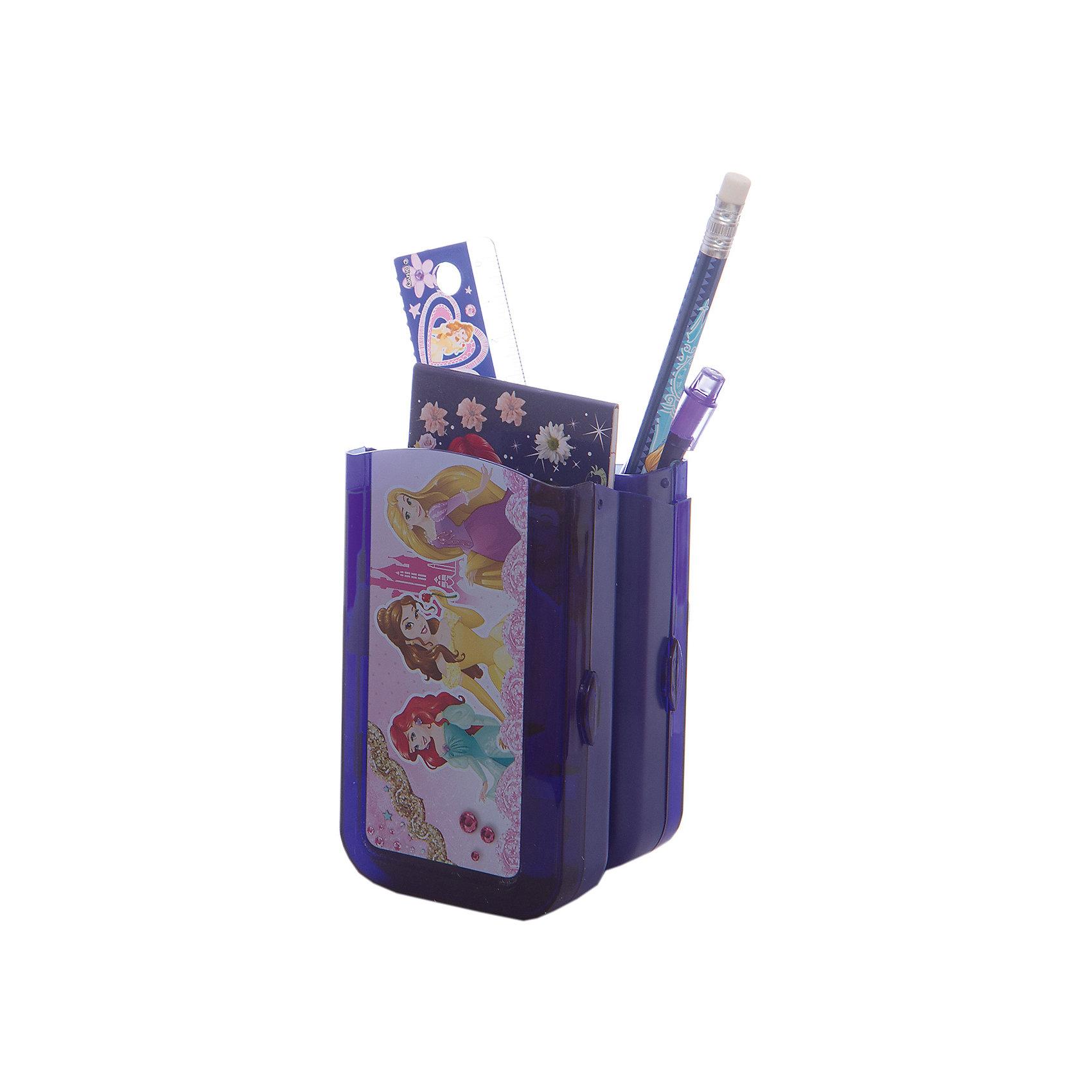 Канцелярский набор Принцессы Дисней (7 предметов)Канцелярский набор - это незаменимый инструмент в учебе. Набор упакован в ПП-пакет с кольцом и состоит из: чернографитного карандаша с ластиком, складного пластикового пенала, прозрачной линейки 15 см, ручки автоматической,  точилки, прямоугольного ластика, клеевого блокнота. Набор может стать отличным подарком для ученика любого возраста.<br><br>Дополнительная информация:<br><br>Размер: 22 х 7,5 х 6 см.<br>Состав набора:<br>карандаш ч/г с ластиком <br>пенал пластиковый складной<br>линейка прозрачная 15 см<br>ручка автоматическая<br>точилка малая<br>блокнот клеевой<br>ластик прямоугольный (обернутый бумагой)<br><br>Канцелярский набор Принцессы Дисней (Disney Princess) (7 предметов) можно купить в нашем магазине.<br><br>Ширина мм: 220<br>Глубина мм: 75<br>Высота мм: 60<br>Вес г: 170<br>Возраст от месяцев: 48<br>Возраст до месяцев: 108<br>Пол: Женский<br>Возраст: Детский<br>SKU: 4177211