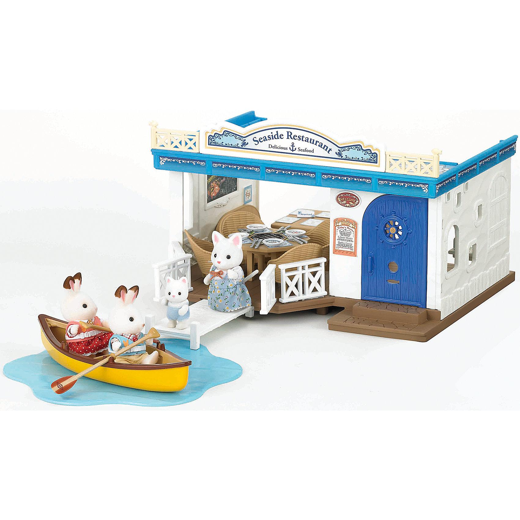 - Набор Морской ресторан, Sylvanian Families современный ресторан