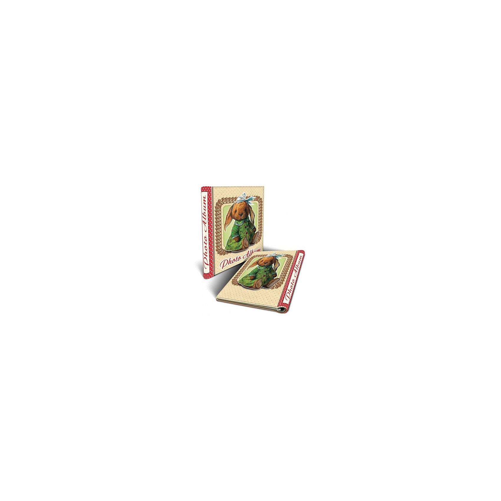 Феникс-Презент Фотоальбом Зайка 24*29 см, 20 листов фотоальбом 6171