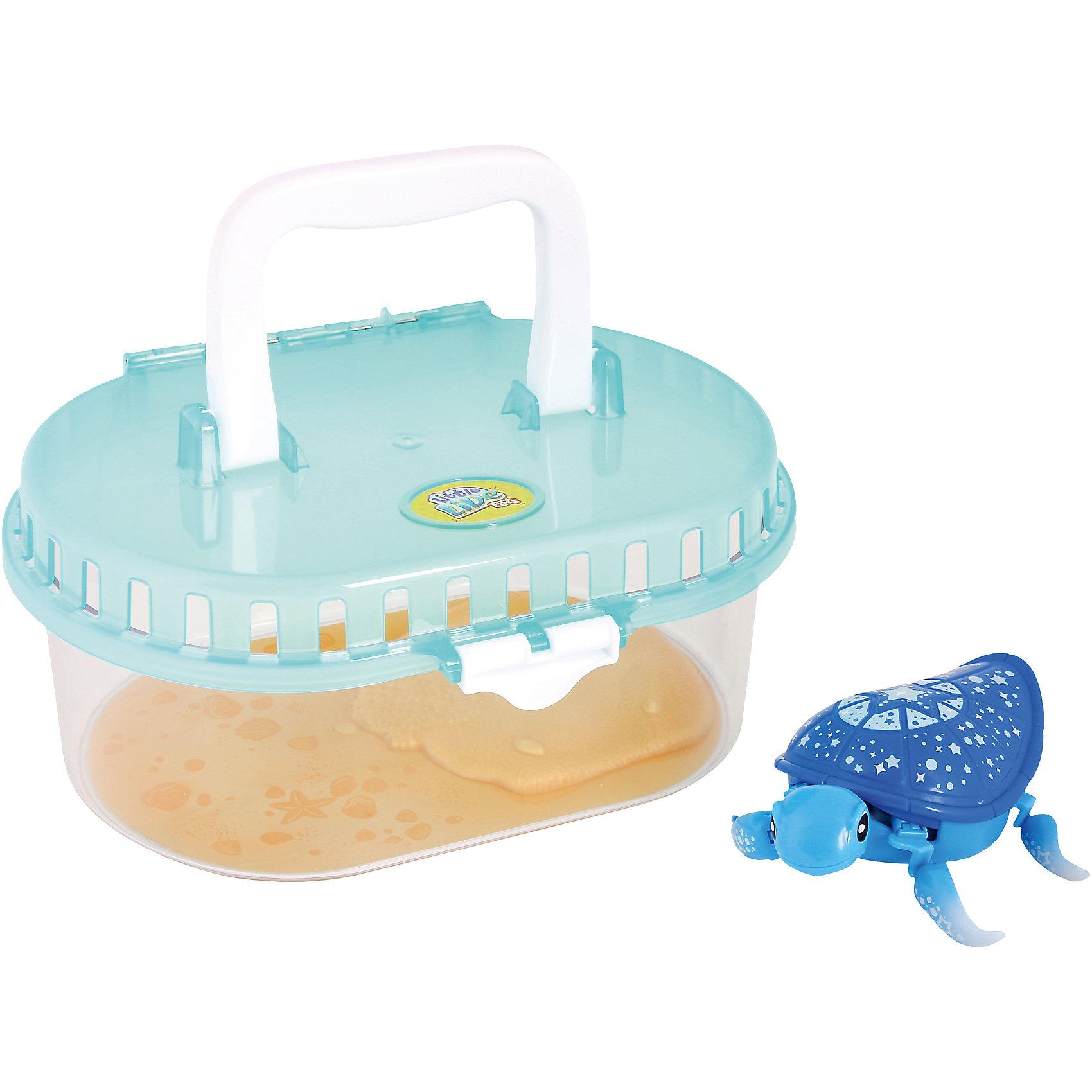 Интерактивная Черепашка в аквариуме, Little Live Pets