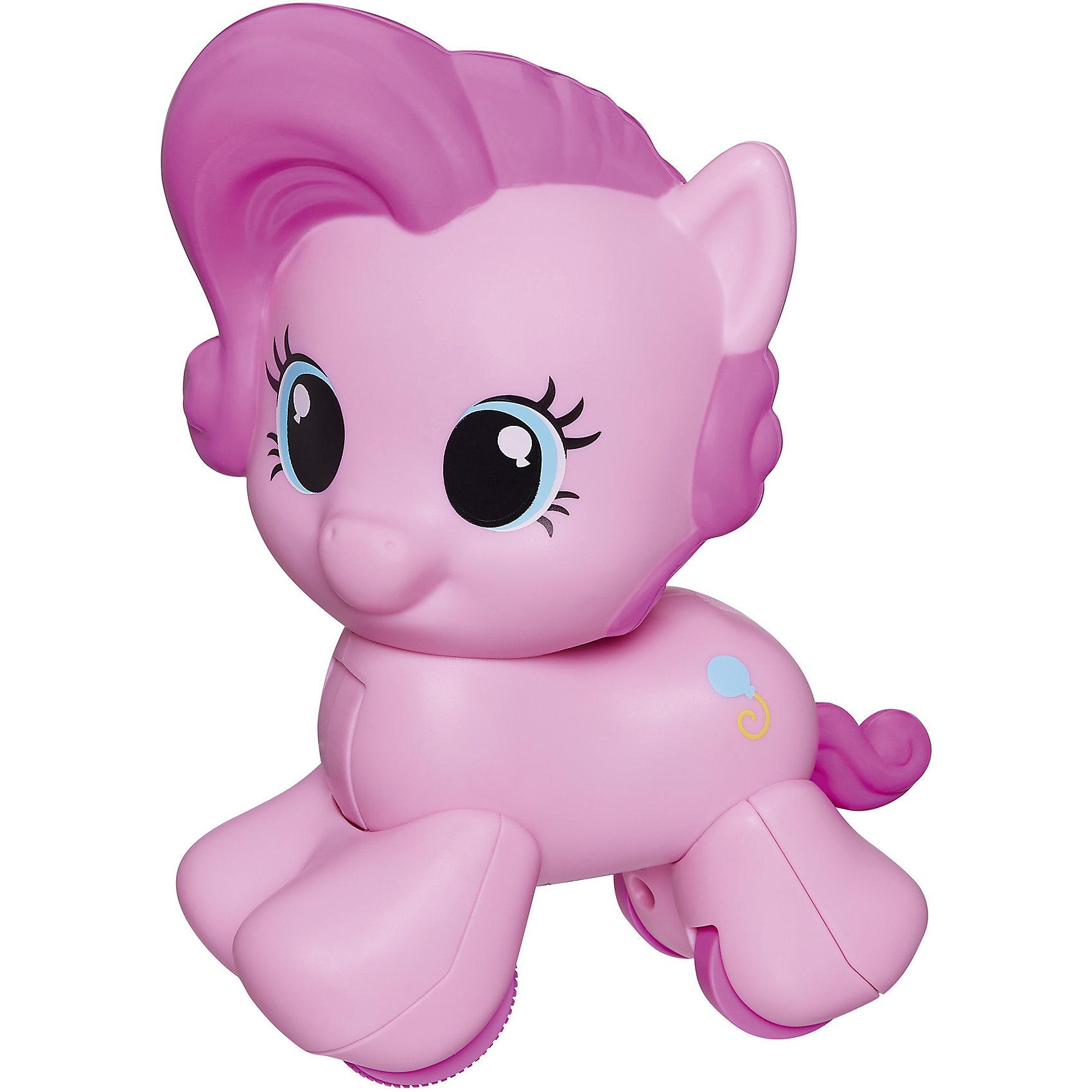 Моя первая Пони, My little Pony, PLAYSKOOLИгрушки<br>Моя первая Пони, My little Pony (Мой маленький Пони), PLAYSKOOL (Плейскул) станет замечательным подарком для детей с самого раннего возраста и принесет море радости и позитивных эмоций! Нажми на спинку Пони, и она поедет вперед, чтобы ребенок мог ползти за ней.<br><br>Дополнительная информация:<br>-Материалы: пластик<br>-Высота: 17 см<br><br>Моя первая Пони, My little Pony (Мой маленький Пони), PLAYSKOOL (Плейскул) можно купить в нашем магазине.<br><br>Ширина мм: 81<br>Глубина мм: 178<br>Высота мм: 203<br>Вес г: 390<br>Возраст от месяцев: 6<br>Возраст до месяцев: 36<br>Пол: Женский<br>Возраст: Детский<br>SKU: 4188587
