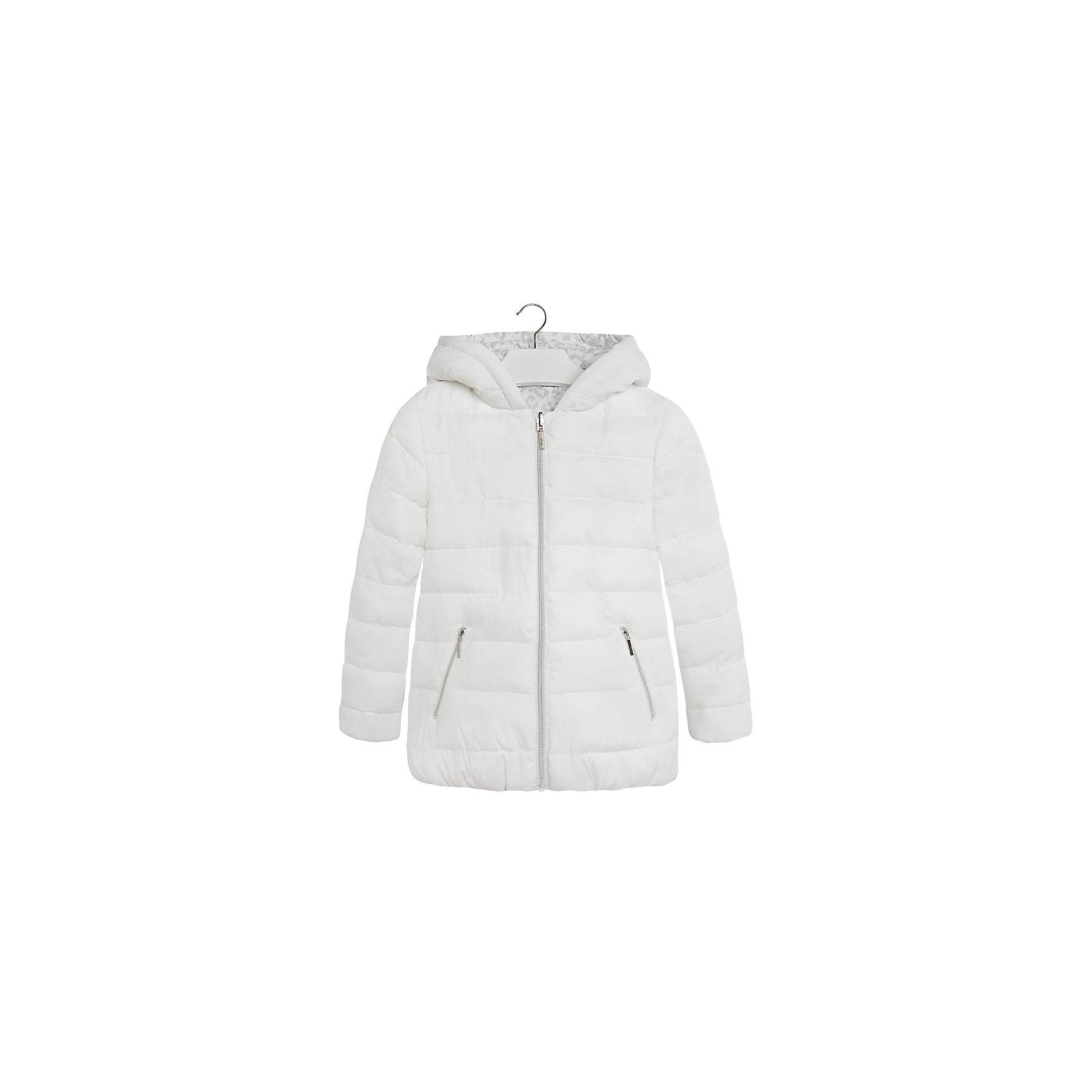 Двусторонняя куртка для девочки Mayoral