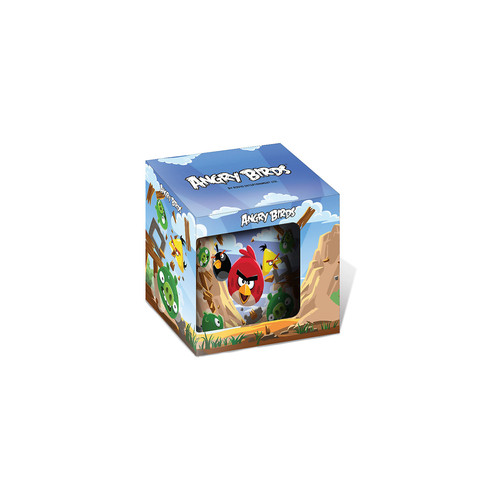 Кружка «Птицы» 300 мл (керамика), Angry Birds