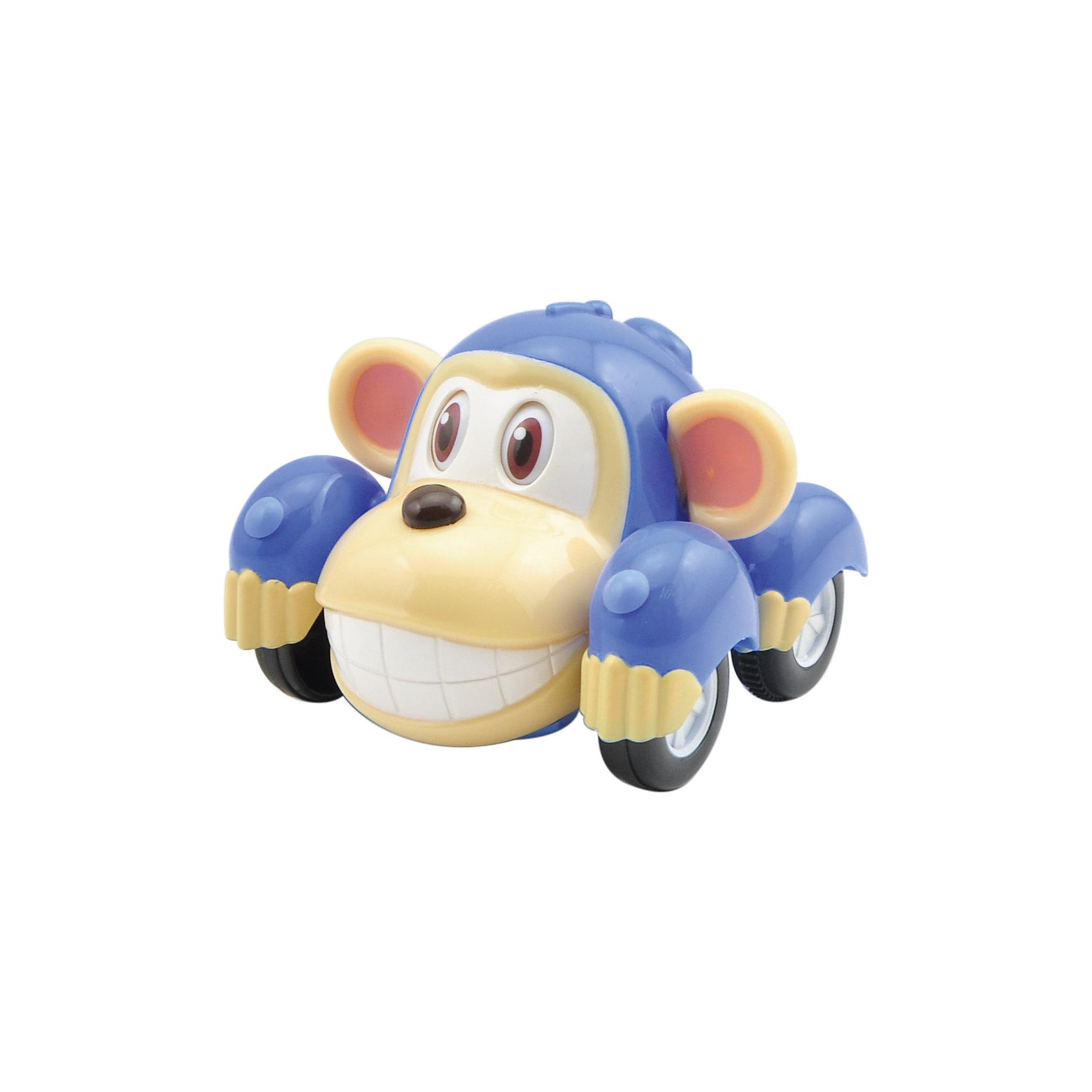 Функциональная машинка Банги, ВрумизФункциональная машинка Банги, Врумиз выполнена в виде персонажа мультсериала Врумиз – забавной и веселой обезьянки Банги. Инерционная Машинка Банги во время движения шевелит ушами и глазами, доставляя много радости самым маленьким поклонникам мультфильма!<br><br>Дополнительная информация:<br>-Материалы: пластик, металл<br><br>С яркой и позитивной машинкой Банги Ваш малыш сможет окунуться в фантастический мир Зиппи Сити и разыгрывать сценки из любимого мультика «Врумиз»! <br><br>Функциональную машинку Банги, Врумиз можно купить в нашем магазине.<br><br>Ширина мм: 120<br>Глубина мм: 380<br>Высота мм: 310<br>Вес г: 240<br>Возраст от месяцев: 36<br>Возраст до месяцев: 120<br>Пол: Унисекс<br>Возраст: Детский<br>SKU: 4196420