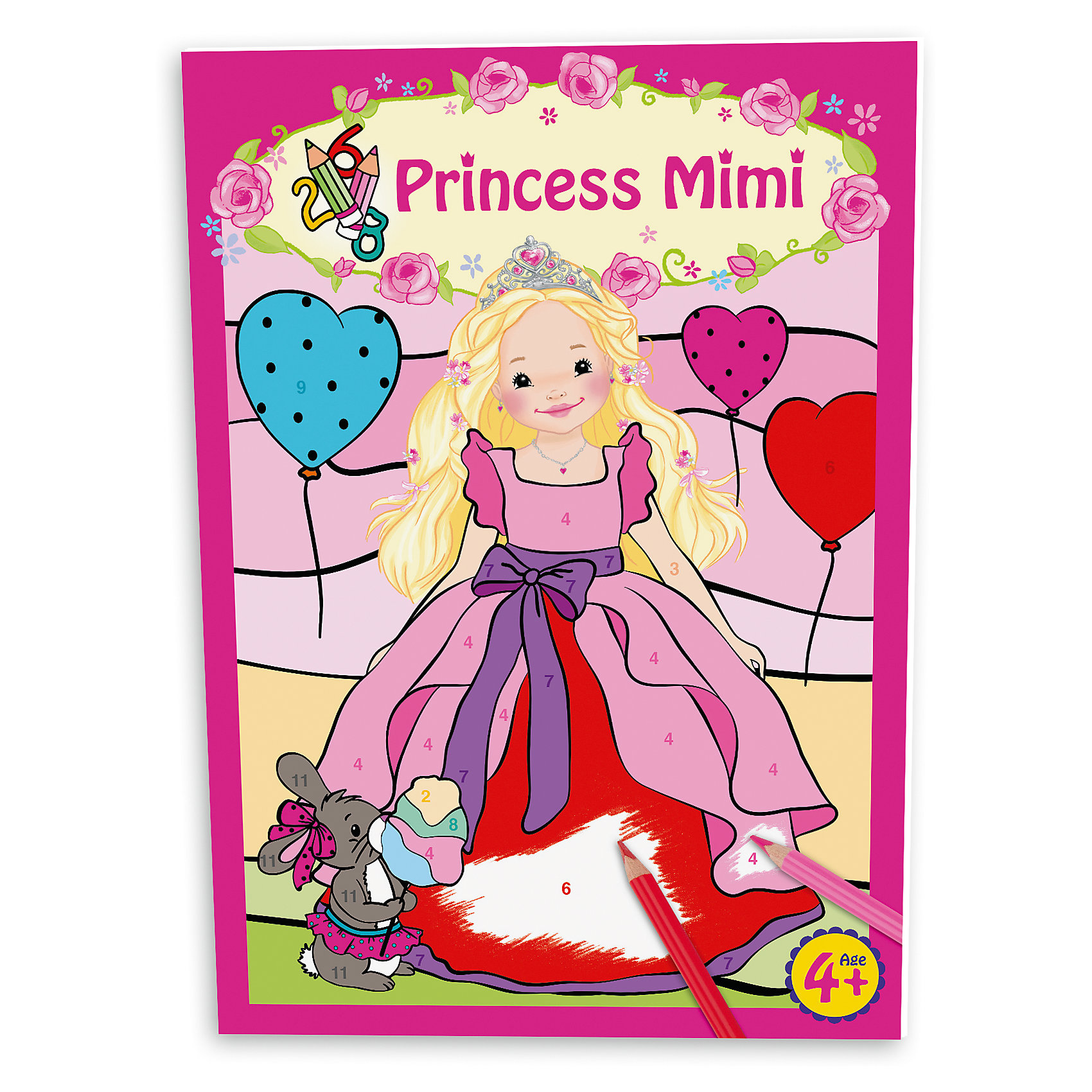 Раскраска по номерам, My Style PrincessРаскраски по номерам<br>Раскраска по номерам, My Style Princess<br><br>Характеристики:<br><br>• В комплекте: раскраска, 1 лист с наклейками<br>• Возраст: от 3 до 6 лет<br>• Количество страниц: 24<br><br>В этом альбоме представлены контуры для раскрашивания по номерам. Рисунки с крупными деталями специально для того, чтобы ребенок мог учиться аккуратно рисовать, не заходя за контур. В раскраске 24 страницы и 1 лист с наклейками, которые смогут разнообразить картинку. Раскраска предназначена для детей от 3 до 6 лет.<br><br>Раскраска по номерам, My Style Princess можно купить в нашем интернет-магазине.<br><br>Ширина мм: 295<br>Глубина мм: 210<br>Высота мм: 5<br>Вес г: 165<br>Возраст от месяцев: 60<br>Возраст до месяцев: 108<br>Пол: Женский<br>Возраст: Детский<br>SKU: 4200183