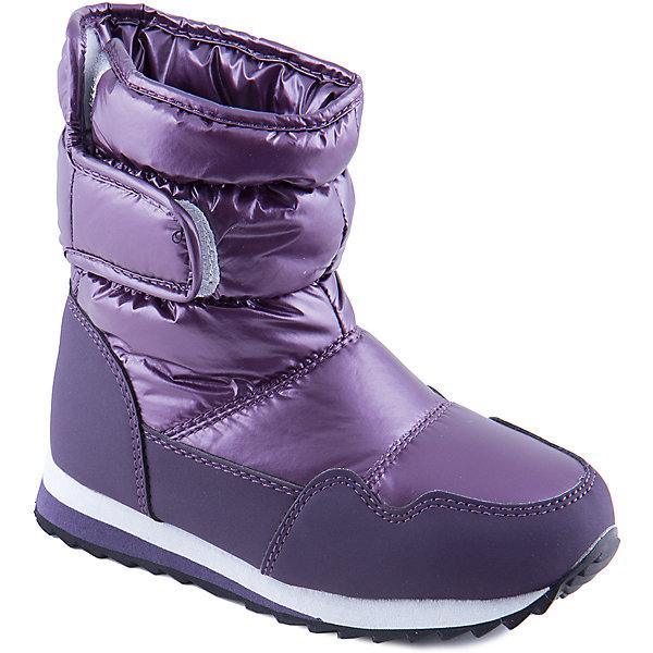 Сапоги для девочки MURSUОбувь<br>Стильные сапоги от известного бренда MURSU порадуют всех юных модниц. Модель имеет толстую подошву, отлично защищающую ноги от холода, выполнена из высококачественных материалов, очень хорошо смотрится на ноге.   Прекрасный вариант на холодную погоду. <br><br>Дополнительная информация:<br><br>- Сезон: зима/осень.<br>- Тепловой режим: от -5? до -25? <br>- Цвет: фиолетовый.<br>- Рифленая подошва.<br>- Тип застежки: липучка. <br><br>Состав:<br><br>- Материал верха: текстиль/ искусственная замша.<br>- Материал подкладки: искусственная шерсть.<br>- Материал подошвы: TEP.<br>- Материал стельки: искусственная шерсть.<br><br>Сапоги для девочки MURSU (Мурсу) можно купить в нашем магазине.<br>Ширина мм: 257; Глубина мм: 180; Высота мм: 130; Вес г: 420; Цвет: лиловый; Возраст от месяцев: 96; Возраст до месяцев: 108; Пол: Женский; Возраст: Детский; Размер: 35,34,30,31,33,32; SKU: 4202541;