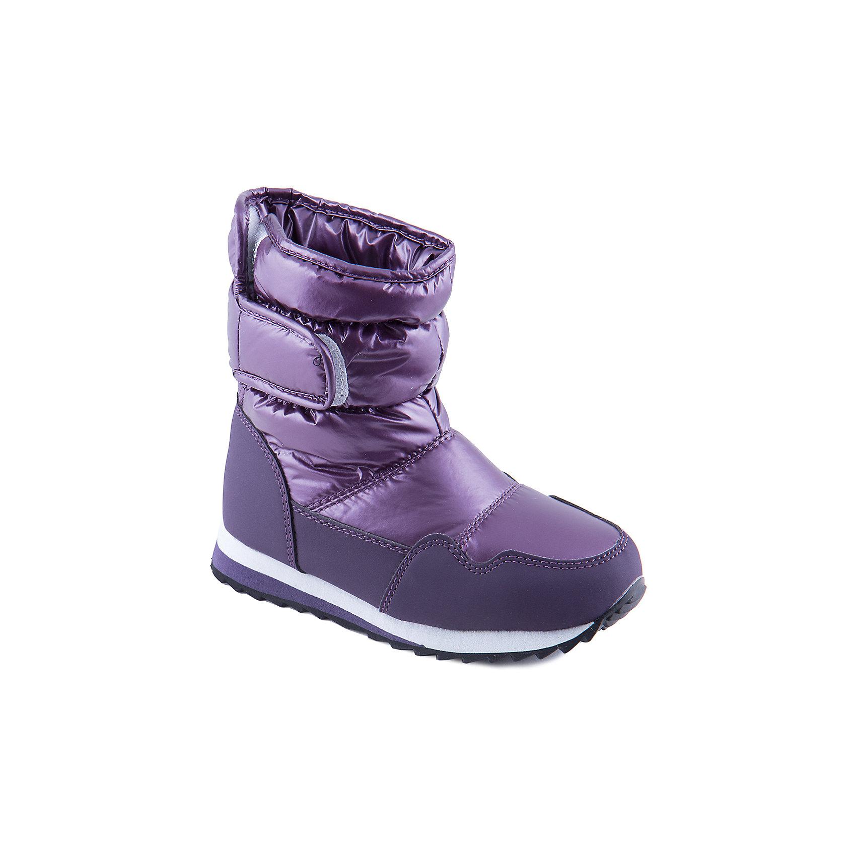 Сапоги для девочки MURSUСтильные сапоги от известного бренда MURSU порадуют всех юных модниц. Модель имеет толстую подошву, отлично защищающую ноги от холода, выполнена из высококачественных материалов, очень хорошо смотрится на ноге.   Прекрасный вариант на холодную погоду. <br><br>Дополнительная информация:<br><br>- Сезон: зима/осень.<br>- Тепловой режим: от -5? до -25? <br>- Цвет: фиолетовый.<br>- Рифленая подошва.<br>- Тип застежки: липучка. <br><br>Состав:<br><br>- Материал верха: текстиль/ искусственная замша.<br>- Материал подкладки: искусственная шерсть.<br>- Материал подошвы: TEP.<br>- Материал стельки: искусственная шерсть.<br><br>Сапоги для девочки MURSU (Мурсу) можно купить в нашем магазине.<br><br>Ширина мм: 257<br>Глубина мм: 180<br>Высота мм: 130<br>Вес г: 420<br>Цвет: фиолетовый<br>Возраст от месяцев: 132<br>Возраст до месяцев: 144<br>Пол: Женский<br>Возраст: Детский<br>Размер: 35,34,32,30,31,33<br>SKU: 4202541