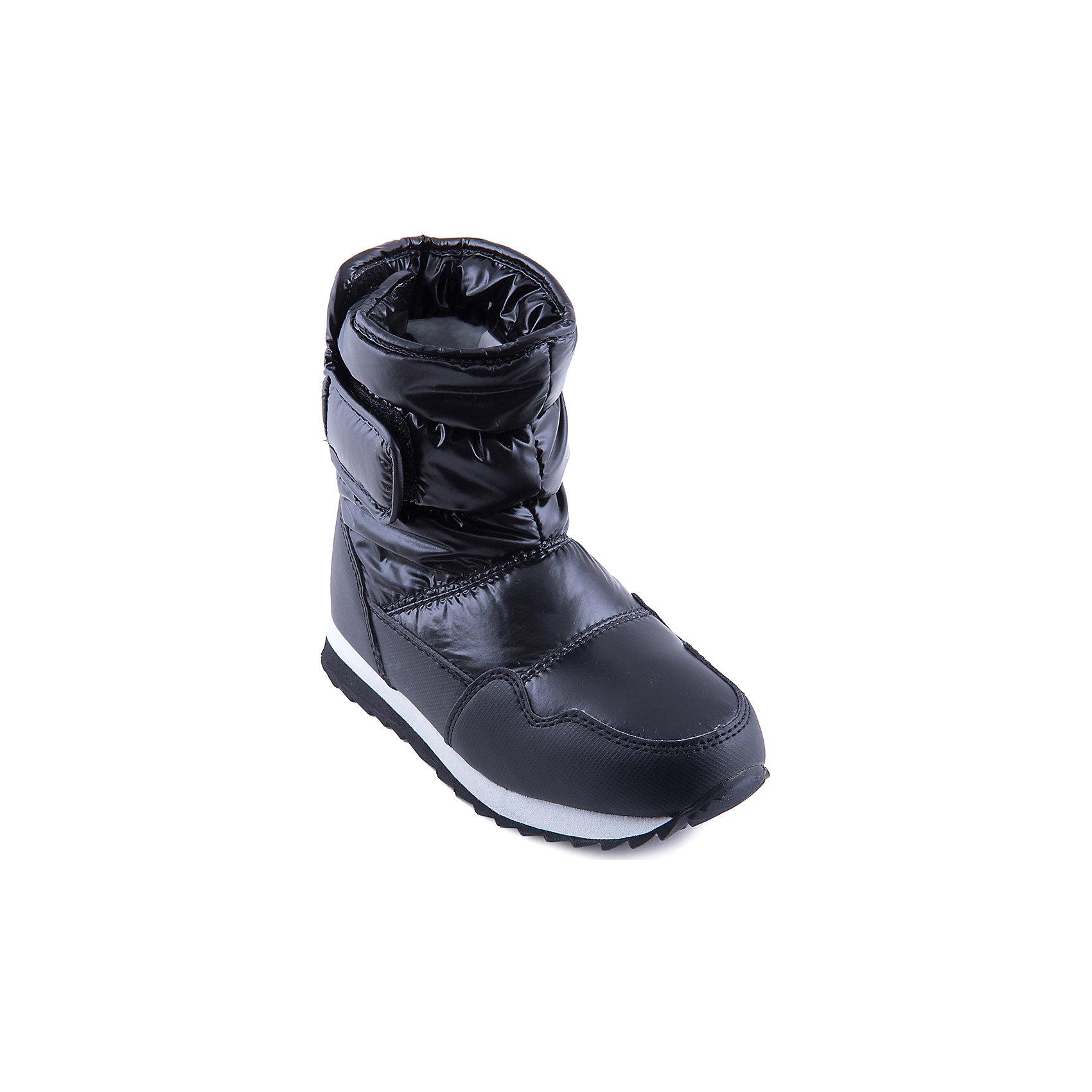 Сапоги для девочки MURSUСтильные сапоги от известного бренда MURSU порадуют всех юных модниц. Модель имеет толстую подошву, отлично защищающую ноги от холода, выполнена из высококачественных материалов, очень хорошо смотрится на ноге.   Прекрасный вариант на холодную погоду. <br><br>Дополнительная информация:<br><br>- Сезон: зима/осень.<br>- Тепловой режим: от -5? до -25? <br>- Цвет: черный.<br>- Рифленая подошва.<br>- Тип застежки: липучка. <br><br>Состав:<br>- Материал верха: текстиль/ искусственная замша.<br>- Материал подкладки: искусственная шерсть.<br>- Материал подошвы: TEP.<br>- Материал стельки: искусственная шерсть.<br><br>Сапоги для девочки MURSU (Мурсу) можно купить в нашем магазине.<br><br>Ширина мм: 257<br>Глубина мм: 180<br>Высота мм: 130<br>Вес г: 420<br>Цвет: черный<br>Возраст от месяцев: 120<br>Возраст до месяцев: 132<br>Пол: Женский<br>Возраст: Детский<br>Размер: 34,30,35,33,32,31<br>SKU: 4202548