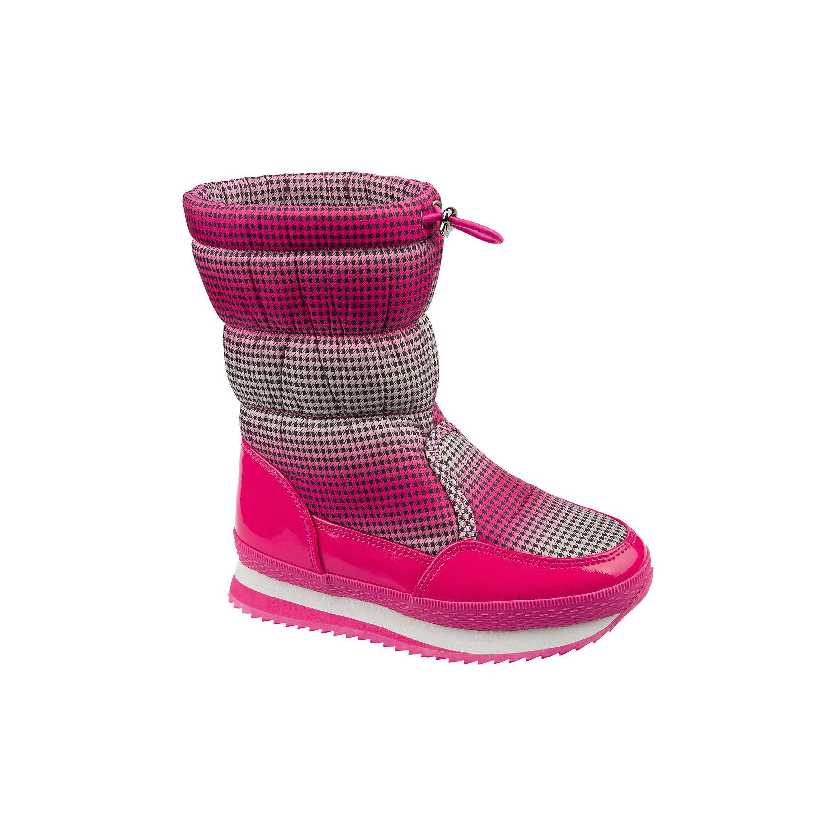Сапоги для девочки MURSUСтильные сапоги от известного бренда MURSU порадуют всех юных модниц. Модель имеет толстую подошву, отлично защищающую ноги от холода, выполнена из высококачественных материалов, очень хорошо смотрится на ноге.   Прекрасный вариант на холодную погоду. <br><br>Дополнительная информация:<br><br>- Сезон: зима/осень.<br>- Тепловой режим: от -5? до -25?  <br>- Рифленая подошва.<br>- Тип застежки: утяжка. <br><br>Состав:<br>- Материал верха: текстиль/ искусственная замша.<br>- Материал подкладки: искусственная шерсть.<br>- Материал подошвы: TEP.<br>- Материал стельки: искусственная шерсть.<br><br>Сапоги для девочки MURSU (Мурсу) можно купить в нашем магазине.<br><br>Ширина мм: 257<br>Глубина мм: 180<br>Высота мм: 130<br>Вес г: 420<br>Цвет: малиновый<br>Возраст от месяцев: 96<br>Возраст до месяцев: 108<br>Пол: Женский<br>Возраст: Детский<br>Размер: 32,29,31,27,28,30<br>SKU: 4202603