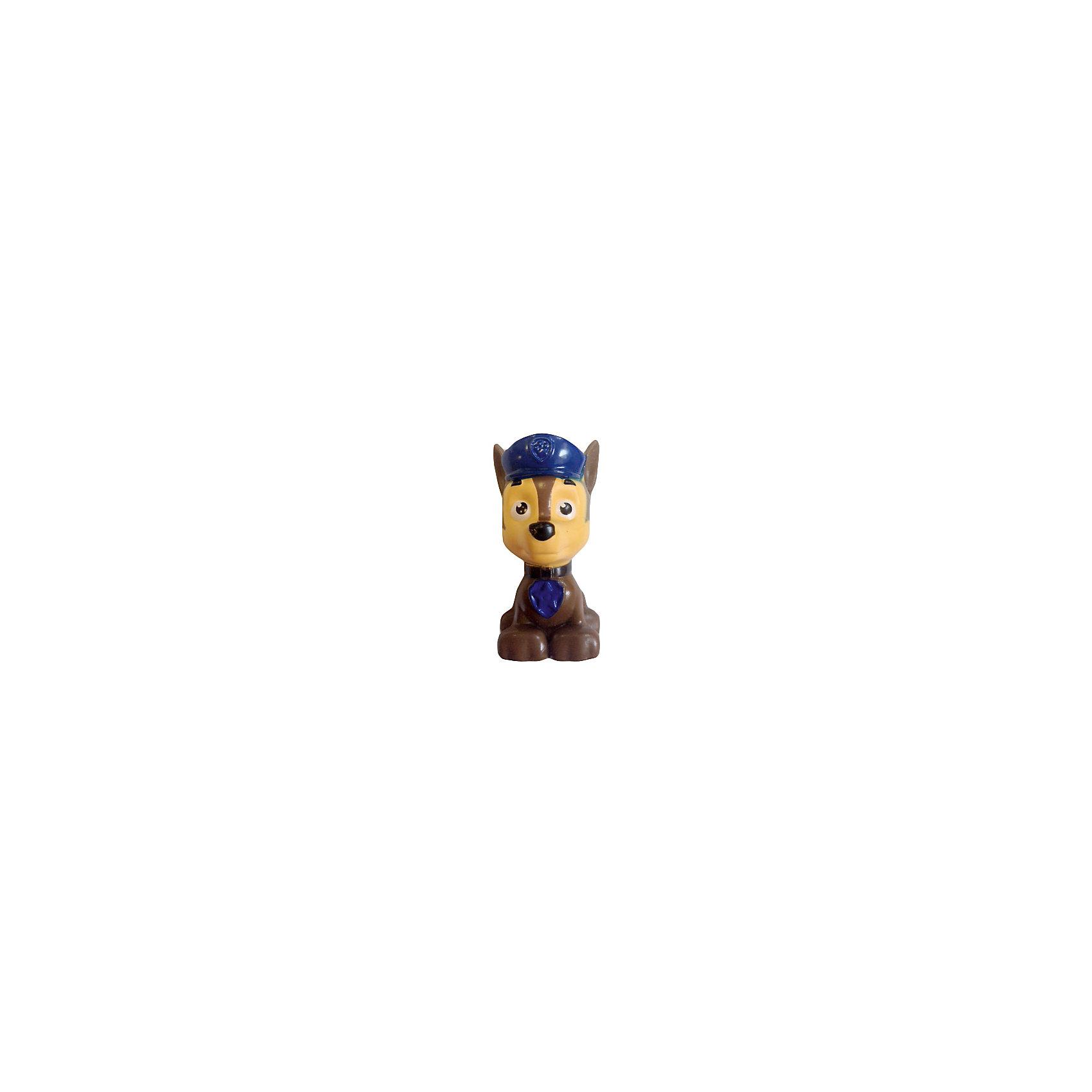 Минифигурка Гонщик, Щенячий патруль, Spin MasterИгрушки<br>Минифигурка Гонщика станет приятным сюрпризом для Вашего ребенка, особенно если он является поклонником популярного мультсериала Щенячий патруль (PAW Patrol) о приключениях щенков-спасателей. Команда из шести забавных и храбрых щенят всегда готова прийти на помощь и выручить из беды. У каждого из щенков свой характер, особенности и таланты. Гонщик - щенок полицейский, его фигурка выполнена с высокой степенью детализации и полностью повторяет своего экранного персонажа. В серии минифигурок Spin Master представлены все основные персонажи мультфильма, попробуйте собрать свою коллекцию щенков-спасателей!<br><br>Дополнительная информация:<br><br>- Материал: пластик.<br>- Высота фигурки: 5 см.<br>- Размер упаковки: 14 х 9 х 2 см.<br>- Вес: 41 гр.<br><br>Минифигурку Гонщика, Щенячий патруль, Spin Master, можно купить в нашем интернет-магазине.<br><br>Ширина мм: 140<br>Глубина мм: 90<br>Высота мм: 20<br>Вес г: 100<br>Возраст от месяцев: 36<br>Возраст до месяцев: 84<br>Пол: Унисекс<br>Возраст: Детский<br>SKU: 4203978