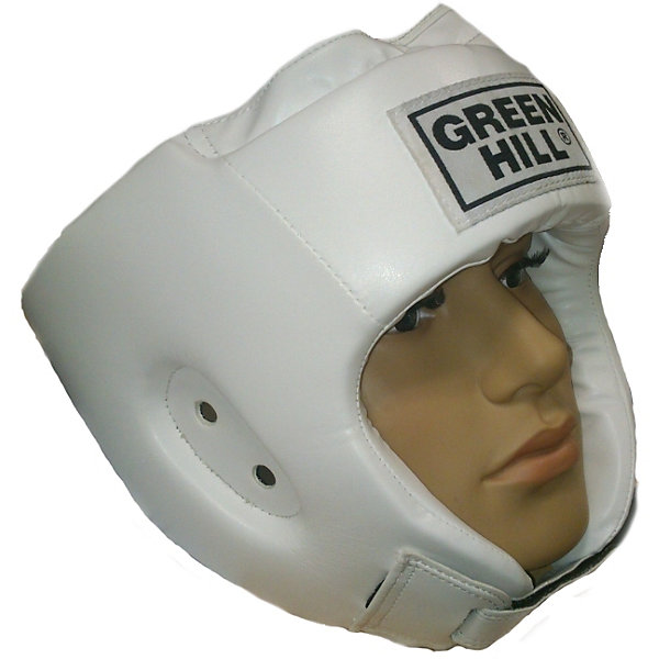 Белый шлем Special, размер SИнвентарь для бокса<br>Белый шлем Special, размер S<br><br>Характеристики:<br><br>- Состав: искусственная кожа<br>- Размер: S (48-53 см)<br><br>Необходимая часть каждой тренировки – безопасность. Этот шлем для единоборств защитит голову и лицо ребенка от ударов в ходе интенсивных тренировок. Шлем имеет двойную систему крепления, легко надевается и снимается, но надежно фиксируется. Стильный минималистичный дизайн и классический белый цвет придут по вкусу вашему спортсмену. <br>Белый шлем Special, размер S можно купить в нашем интернет-магазине.<br>Подробнее:<br>• Для детей в возрасте: от 6 до 12 лет <br>• Номер товара: 4205427<br>Страна производитель: Пакистан<br>Ширина мм: 250; Глубина мм: 300; Высота мм: 20; Вес г: 338; Возраст от месяцев: 72; Возраст до месяцев: 144; Пол: Унисекс; Возраст: Детский; SKU: 4205427;