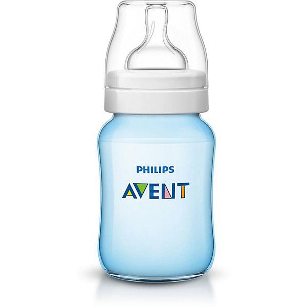 Бутылочка для кормления 260мл., 2шт, Avent, голубой210 - 281 мл.<br>Бутылочка для кормления, Avent, изготовлена из  высококачественных экологичных материалов, абсолютно безопасных для детей, не содержит бисфенол-А. Оснащена антиколиковой системой, эффективность которой доказана клиническими испытаниями. Уникальный клапан соски сгибается в соответствии с естественным ритмом кормления малыша. Молоко поступает с той скоростью, которую выбирает малыш, что помогает уменьшить газообразование и количество срыгиваний, а также сократить риск переедания. Во время кормления клапан на соске открывается, пропуская воздух в бутылочку. Максимально комфортное кормление благодаря уникальной форме бутылочки, которую можно держать в любом положении. <br><br>Дополнительная информация:<br><br>- Материал: пластик, силикон.<br>- Не содержит бисфенол-А.<br>- Объем: 260 мл.<br>- Цвет: голубой. <br>- 2 бутылочки в комплекте.<br><br>Бутылочку для кормления 260мл., 2шт, Avent (Авент), голубую, можно купить в нашем магазине.<br><br>Ширина мм: 70<br>Глубина мм: 140<br>Высота мм: 160<br>Вес г: 204<br>Цвет: голубой<br>Возраст от месяцев: 1<br>Возраст до месяцев: 24<br>Пол: Мужской<br>Возраст: Детский<br>SKU: 4207810