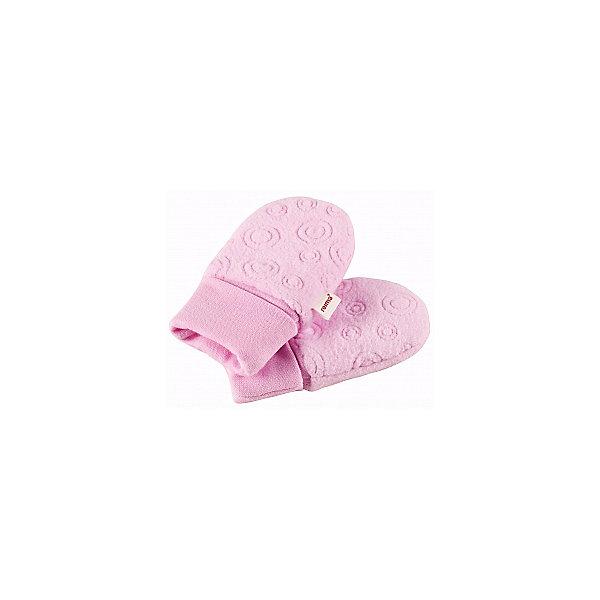 Варежки для девочки ReimaПерчатки и варежки<br>Эти прелестные флисовые варежки для малышей украшены милой вышивкой. Мягкая вязаная резинка удерживает варежки на месте и приятна для тела ребёнка. Модель имеет мягкую, лёгкую хлопчатобумажную подкладку с начёсом. Мы рекомендуем носить эти варежки с подходящей по стилю балаклавой Tyven!<br><br>Варежки из флиса для самых маленьких <br>Мягкий тёплый материал с симпатичной вышивкой по всей поверхности<br>Лёгкая, мягкая хлопчатобумажная подкладка<br>Сочетается с шапочкой-бини Tyven<br>Состав:<br>100% ПЭ<br><br><br>Варежки Reima (Рейма) можно купить в нашем магазине.<br>Ширина мм: 162; Глубина мм: 171; Высота мм: 55; Вес г: 119; Цвет: розовый; Возраст от месяцев: 0; Возраст до месяцев: 12; Пол: Женский; Возраст: Детский; Размер: 0,1; SKU: 4208488;
