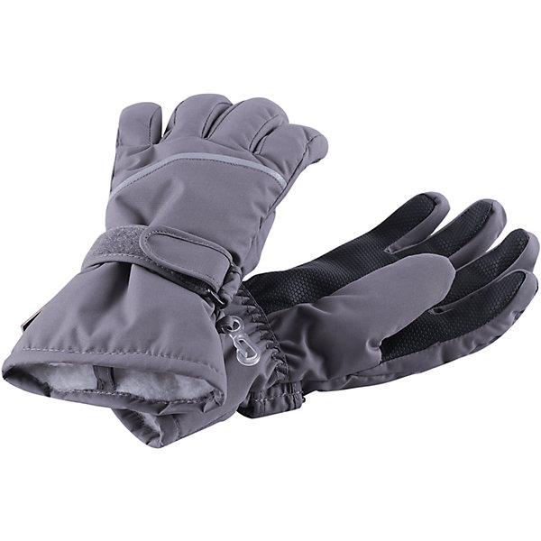 Перчатки ReimaПерчатки, варежки<br>Эти популярные, очень тёплые зимние варежки для малышей и детей постарше - надёжный выбор для прогулки в морозный денёк! Благодаря лёгкому утеплителю в сочетании с тёплой шерстяной вязаной подкладкой, малышу будет очень тепло. Нет необходимость спешить домой, поэтому дети могут слепить не меньше трёх снеговиков, и ручки не замёрзнут! Благодаря уплотнению в области ладони и большого пальца, ребёнку будет удобно брать даже скользкие предметы и снег. Варежки пошиты из ветронепроницаемого, пропускающего воздух материала, который отталкивает грязь и влагу. Тёплые варежки идеальны для морозной холодной погоды. Несмотря на то, что они сделаны из водоотталкивающего материала, варежки пропускают воду. Выбери свой любимый цвет из трендов этого сезона!<br><br>Зимние варежки для малышей и детей постарше<br>Мягкая вязаная подкладка из полиэстера <br>Уплотнение и принт в области ладони и большого пальца<br> Лёгкий утеплитель (80 г)<br> Светоотражающий кант <br>Состав:<br>100% ПЭ, ПУ-покрытие<br>Высокая степень утепления (до - 30)<br><br>Варежки Reima (Рейма) можно купить в нашем магазине.<br>Ширина мм: 162; Глубина мм: 171; Высота мм: 55; Вес г: 119; Цвет: серый; Возраст от месяцев: 72; Возраст до месяцев: 96; Пол: Унисекс; Возраст: Детский; Размер: 5,4,3,6,7,8; SKU: 4210149;
