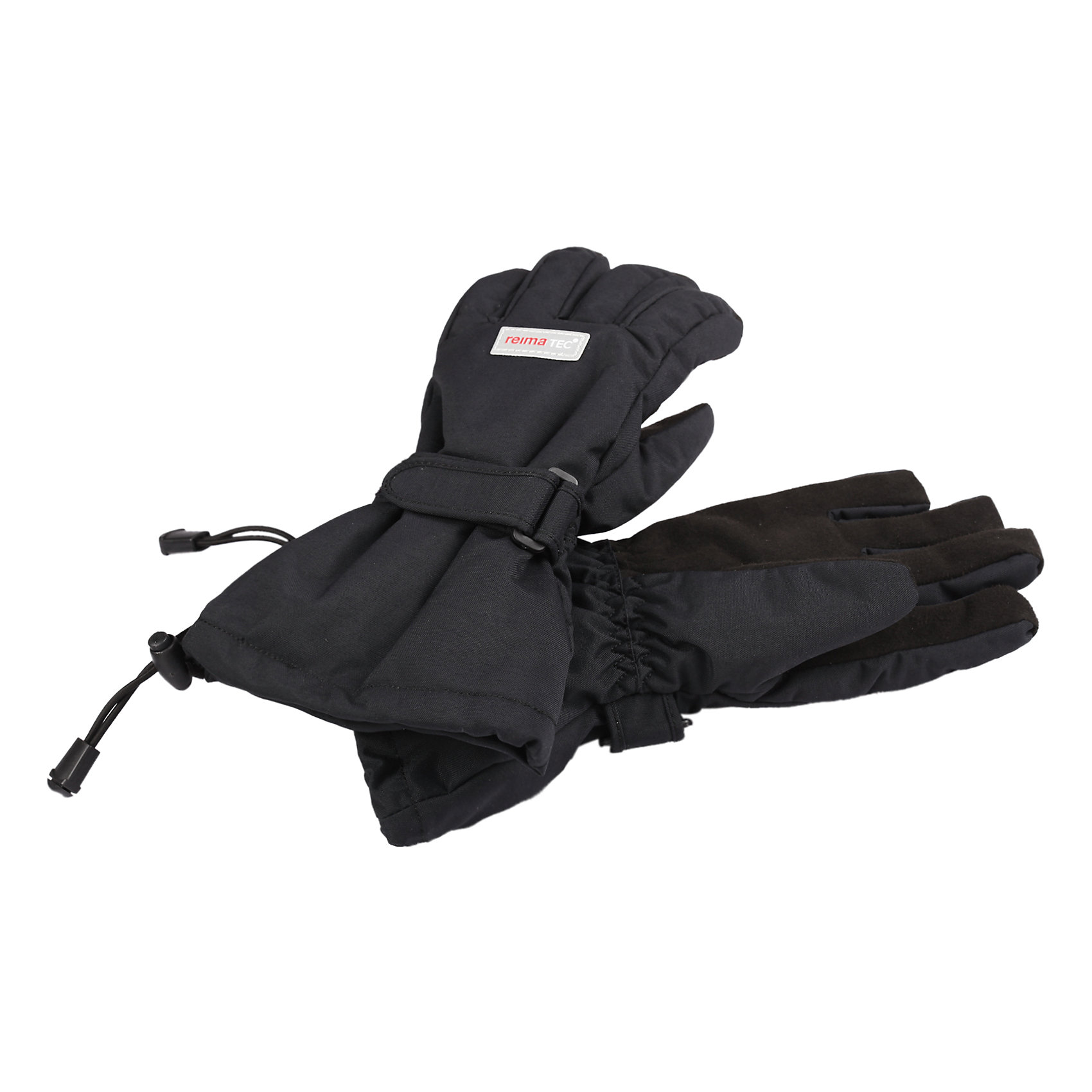 Перчатки для мальчика Reimatec® ReimaЭти зимние перчатки Reimatec® (Рейматек) для малышей и детей - очень практичны. Они супер теплые, полностью водонепроницаемые, дышащие и гибкие. Мягкая и приятная флисовая подкладка внутри перчаток дарит коже ощущение комфорта, а также обеспечивает дополнительное тепло маленьким ручкам. Усиленный материал на ладошках и пальцах предназначен для повышения долговечности. Идеально подходят для активных игр на открытом воздухе. Снежные замки и снеговики, а вот и я!<br><br>Зимние перчатки  Reimatec® (Рейматек) для малышей и детей<br>Водонепроницаемая вставка из Hipora<br>Теплая полиэстер-флисовая подкладка <br>Теплая набивка Primaloft, 170 г<br>Усиленные на ладошках, больших пальцах и пальцах<br>Возможна сушка в центрифуге<br><br>Состав:<br>100% ПА, ПУ-покрытие<br>Средняя степень утепления (до - 20)<br><br>Перчатки Reimatec® (Рейматек) Reima (Рейма) можно купить в нашем магазине.<br><br>Ширина мм: 162<br>Глубина мм: 171<br>Высота мм: 55<br>Вес г: 119<br>Цвет: черный<br>Возраст от месяцев: 24<br>Возраст до месяцев: 48<br>Пол: Мужской<br>Возраст: Детский<br>Размер: 3,4,5,6,7,8<br>SKU: 4210247