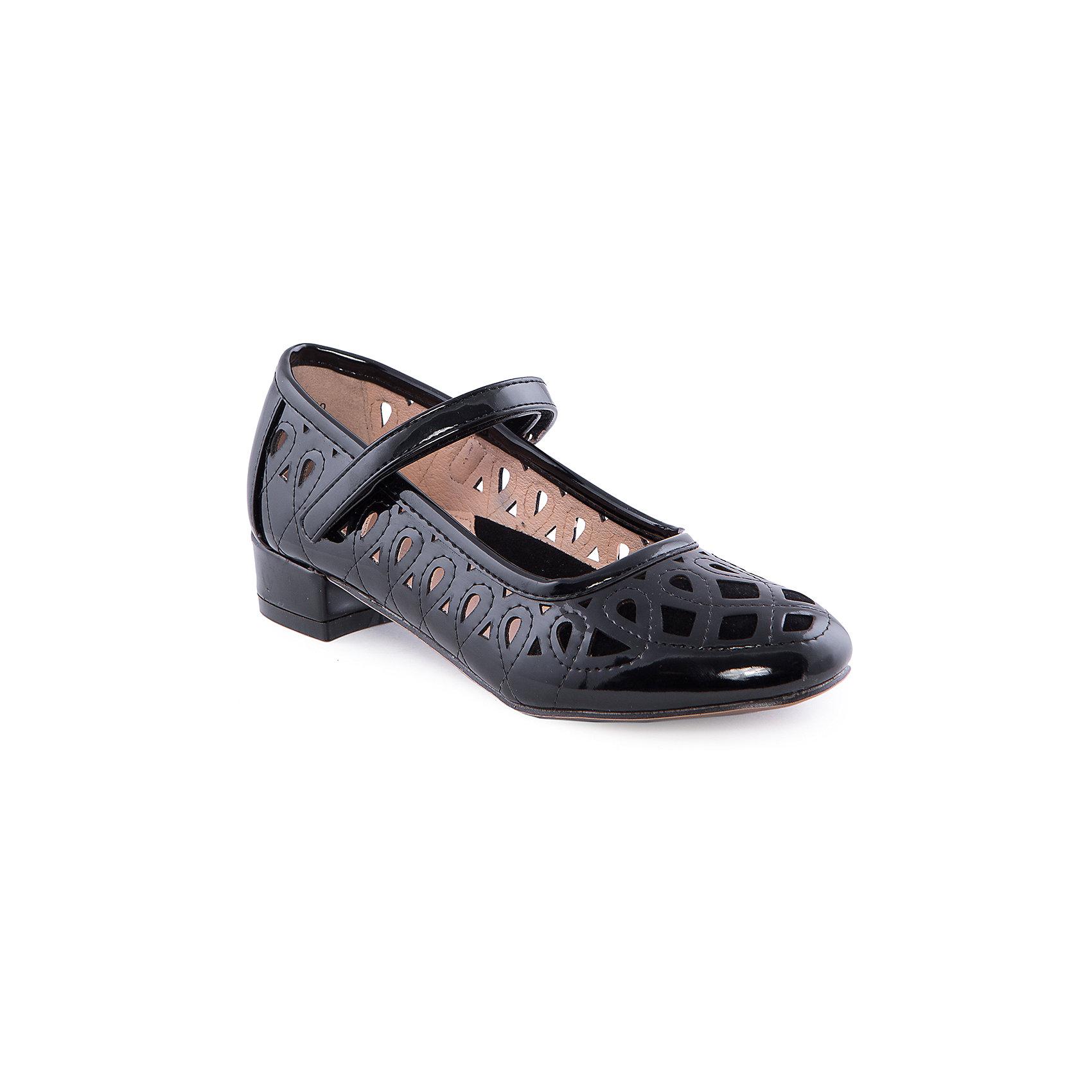 Туфли для девочки ЗебраТуфли для девочки от известного российского бренда детской обуви Зебра.<br>Такие черные туфли классической формы станут удобной универсальной обувью для школы. Отлично смотрятся и с юбкой, и с брюками.<br>Отличительные особенности модели:<br>- универсальный черный цвет;<br>- комфортная колодка;<br>- устойчивая износостойкая подошва;<br>- удобные застежки-липучки;<br>- материал подкладки – натуральная кожа.<br>Дополнительная информация:<br>- Температурный режим: от + 10° С  до + 25° С.<br>- Состав:<br>материал верха: искусственная кожа<br>материал подкладки: натуральная кожа<br>подошва: ТПР.<br>Туфли для девочки от бренда Зебра можно купить в нашем магазине.<br><br>Ширина мм: 227<br>Глубина мм: 145<br>Высота мм: 124<br>Вес г: 325<br>Цвет: черный<br>Возраст от месяцев: 120<br>Возраст до месяцев: 132<br>Пол: Женский<br>Возраст: Детский<br>Размер: 34,33,37,35,36,37.5<br>SKU: 4211278