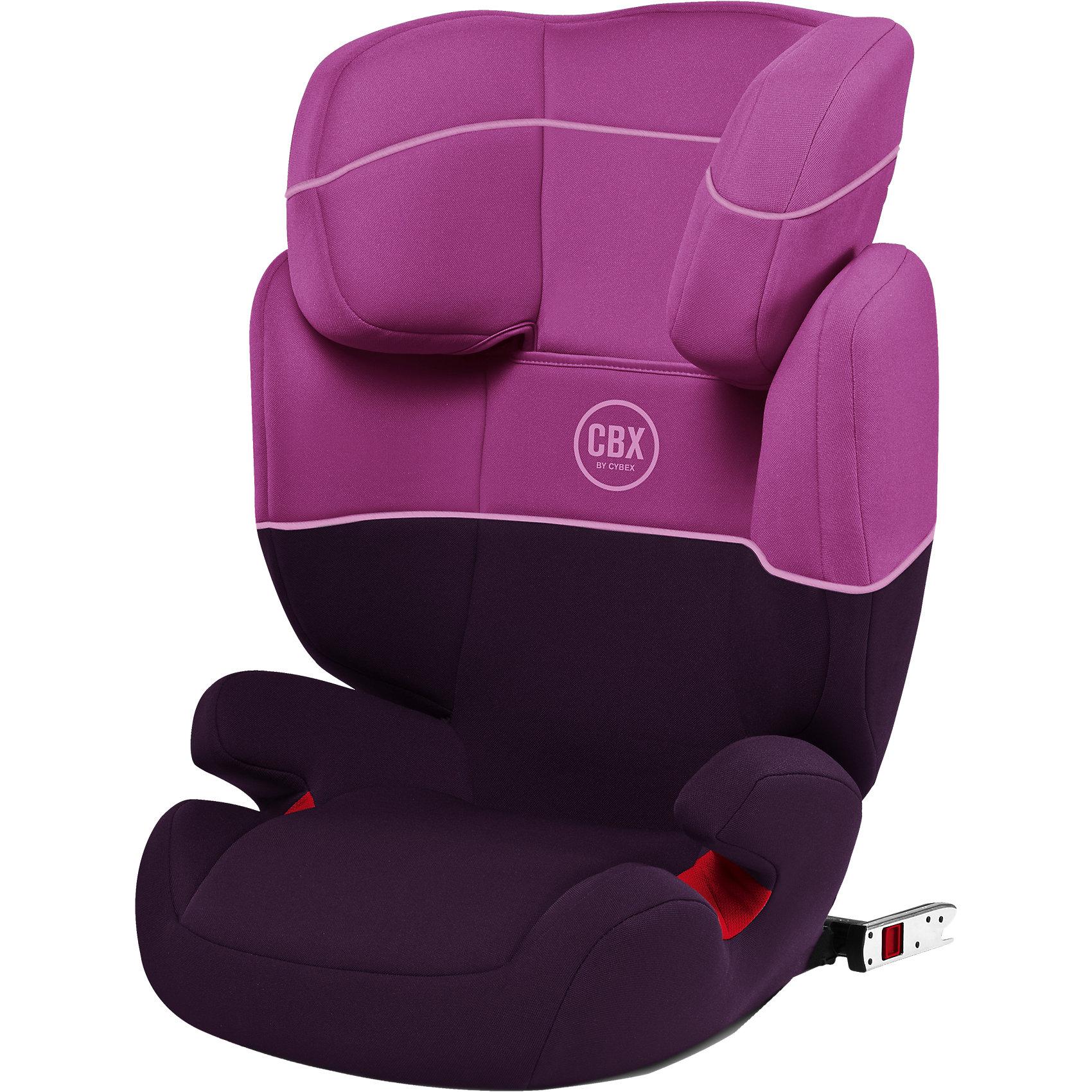 Автокресло Free-Fix 15-36 кг., CBX by Cybex, Purple RainВысокотехнологичное надежное автокресло позволит перевозить ребенка, не беспокоясь при этом о его безопасности. Оно предназначено для предназначено для детей весом от 15 до 36 килограмм. Такое кресло обеспечит малышу не только безопасность, но и комфорт (регулируемый угол наклона и высота подголовника). Вместо пятиточечных ремней ребенок фиксируется при помощи защитного столика, не ограничивая ему свободы движений<br>Автокресло устанавливают по ходу движения. Такое кресло дает возможность свободно путешествовать, ездить в гости и при этом  быть рядом с малышом. Конструкция - очень удобная и прочная. Изделие произведено из качественных и безопасных для малышей материалов, оно соответствуют всем современным требованиям безопасности. Оно отлично показало себя на краш-тестах.<br> <br>Дополнительная информация:<br><br>цвет: фиолетовый;<br>материал: текстиль, пластик;<br>вес ребенка: 15 до 36 кг;<br>регулируемая подушка безопасности;<br>регулируемый по высоте подголовник;<br>усовершенствованная система циркуляции воздуха;<br>встроенный ящик для мелочей:<br>съемный чехол;<br>по мере взросления ребенка трансформируется в бустер; <br>регулировка положения автокресла одной рукой;<br>регулируемый угол наклона;<br>можно использовать со штатными ремнями или с дополнительной базой;<br>7-позиционный регулируемый по высоте подголовник;<br>крепление по ходу движения;<br>система защиты от боковых ударов;<br>соответствие Европейскому стандарту безопасности ЕСЕ R44/04.<br><br>Автокресло  Free-Fix 15-36 кг., Purple Rain, от компании Cybex можно купить в нашем магазине.<br><br>Ширина мм: 665<br>Глубина мм: 490<br>Высота мм: 325<br>Вес г: 8100<br>Цвет: лиловый<br>Возраст от месяцев: 36<br>Возраст до месяцев: 144<br>Пол: Унисекс<br>Возраст: Детский<br>SKU: 4213156