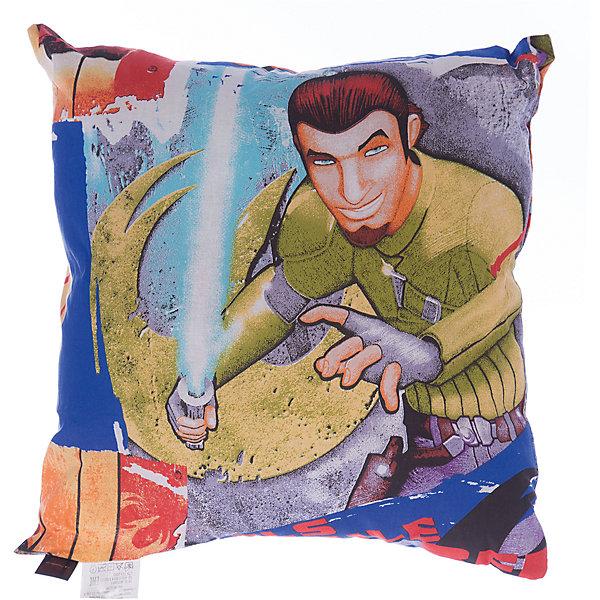 Декоративная подушка Звездные войны. Повстанцы 45*45 см, Василёк