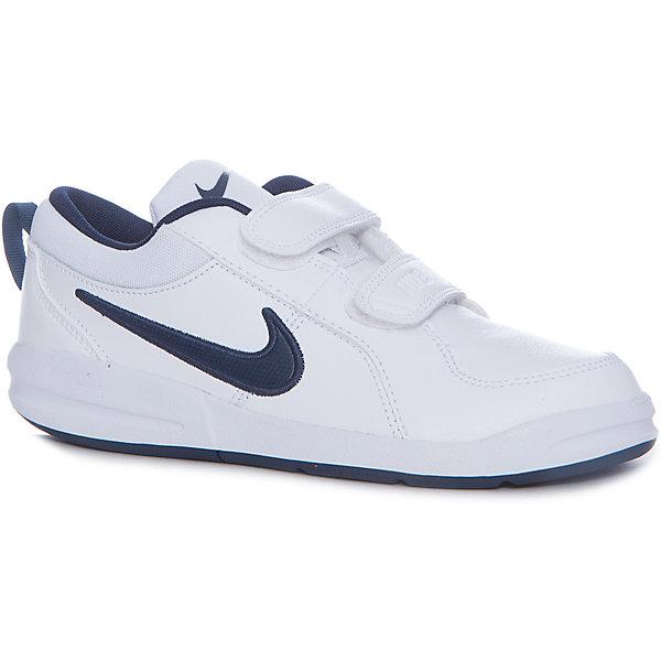 Купить Кроссовки Nike Pico 4 (PSV) для мальчика, Индия, белый, 32, 31.5, 31, 28, 26.5, 30.5, 28.5, 29, 30, 27.5, 27, 35, 33, 34, 33.5, Мужской
