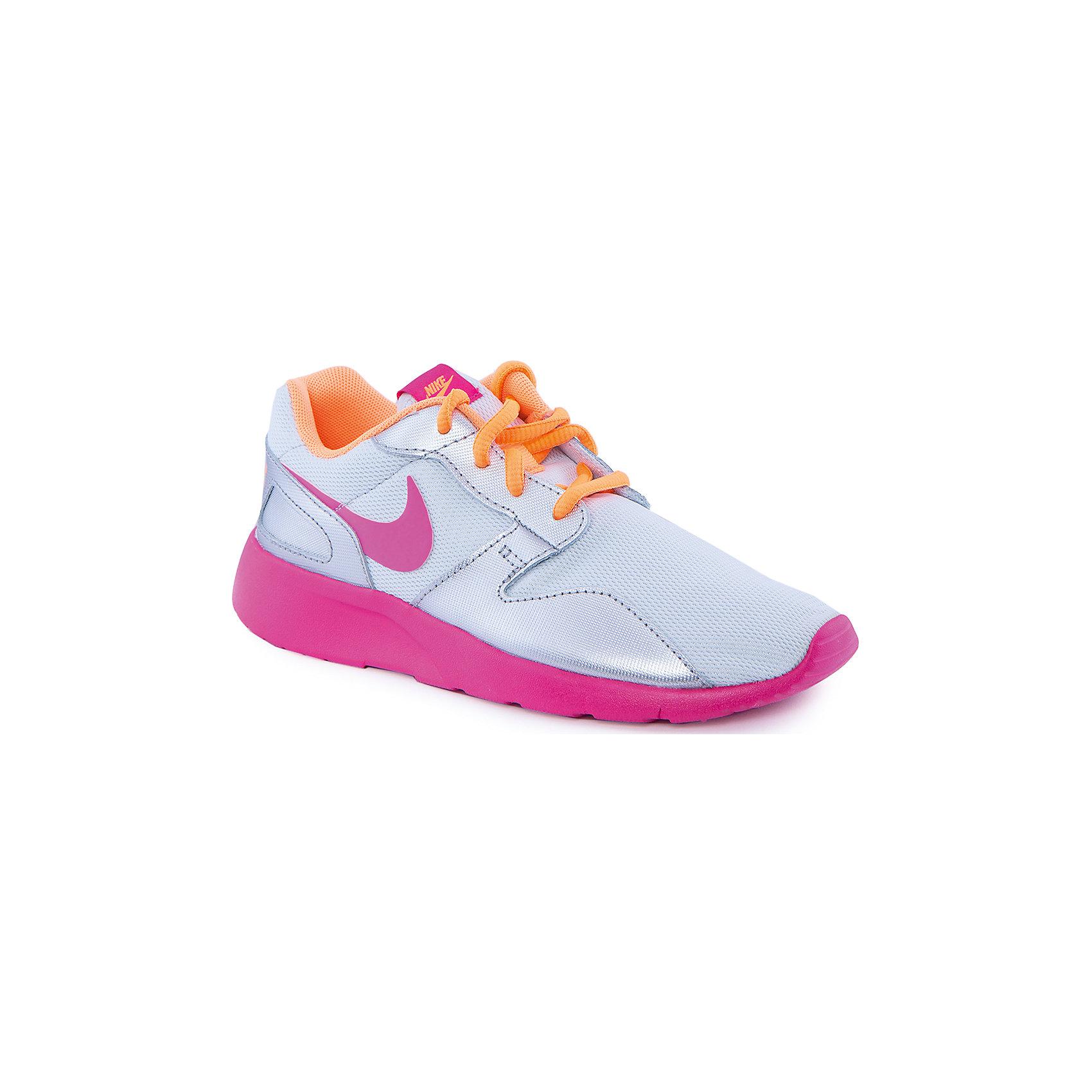 Кроссовки для девочки NIKE KAISHI (GS) NIKEОблегченные кроссовки Nike Kaishi сочетают дизайн серии Roshe Run и технологиии Air Flow. Верх выполнен из натуральной кожи с вставками из воздухопроницаемого материала.  Амортизирующая  подошва с вафельным протектором обеспечивает надежное сцеплене с поверхностью.<br><br>Дополнительная информация:<br><br>Материал:<br>верх: натуральная кожа 51%, синтетическая кожа 5%, текстиль 44%<br>внутри: текстиль 100%<br>подошва: пластик 100%<br><br>Кроссовки для девочки NIKE KAISHI (GS) NIKE (Найк) можно купить в нашем магазине.<br><br>Ширина мм: 250<br>Глубина мм: 150<br>Высота мм: 150<br>Вес г: 250<br>Цвет: разноцветный<br>Возраст от месяцев: 132<br>Возраст до месяцев: 144<br>Пол: Женский<br>Возраст: Детский<br>Размер: 35.5,37.5,36.5,35,34.5,37<br>SKU: 4217458