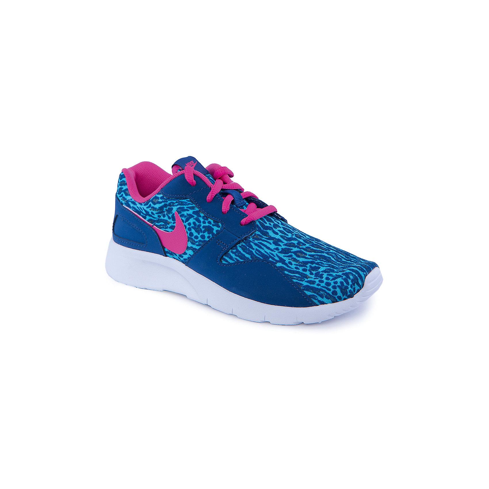 Кроссовки для девочки NIKE KAISHI PRINT (GS) NIKEОблегченные кроссовки Nike Kaishi сочетают дизайн серии Roshe Run и технологиии Air Flow. Верх выполнен из натуральной кожи с вставками из воздухопроницаемого материала.  Амортизирующая  подошва с вафельным протектором обеспечивает надежное сцеплене с поверхностью.<br><br>Дополнительная информация:<br><br>Материал:<br>верх: натуральная кожа 51%, синтетическая кожа 5%, текстиль 44%<br>внутри: текстиль 100%<br>подошва: пластик 100%<br><br>Кроссовки для девочки NIKE KAISHI PRINT (GS) NIKE (Найк) можно купить в нашем магазине.<br><br>Ширина мм: 250<br>Глубина мм: 150<br>Высота мм: 150<br>Вес г: 250<br>Цвет: разноцветный<br>Возраст от месяцев: 132<br>Возраст до месяцев: 144<br>Пол: Женский<br>Возраст: Детский<br>Размер: 35.5,34.5,35,37,37.5,36.5<br>SKU: 4217479