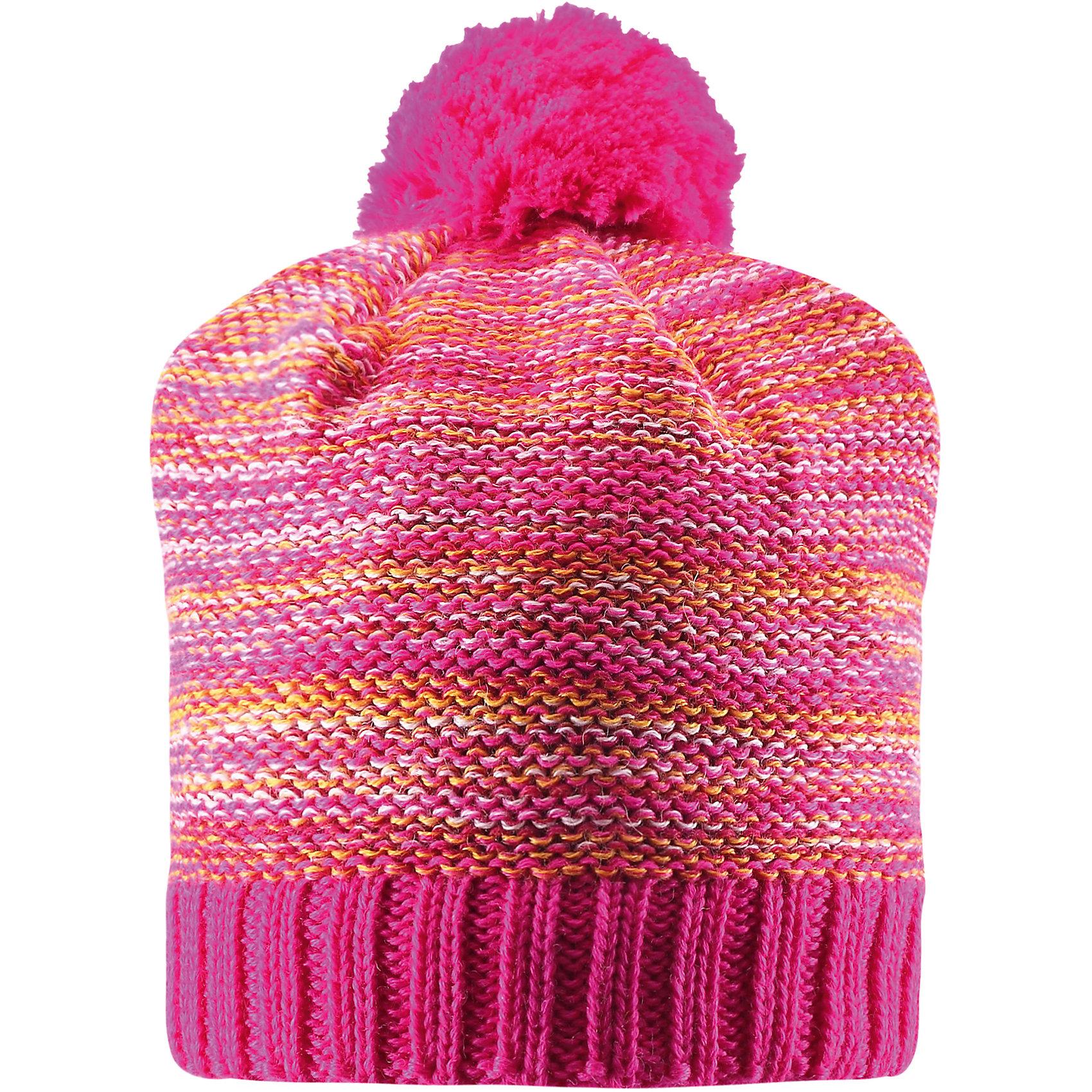Шапка для девочки LASSIE by ReimaШапка для девочки от финской марки LASSIE by Reima (Ласси от Рейма).<br>Полушерстяная утепленная зимняя шапка . Ветронепроницаемые вставки в области ушей. Утеплитель флис . <br><br>Дополнительная информация:<br><br>Температурный режим -15<br>Состав: 50% Шерсть, 50% ПАН<br><br>Шапку для девочки LASSIE by Reima (Ласси от Рейма) можно купить в нашем магазине.<br><br>Ширина мм: 89<br>Глубина мм: 117<br>Высота мм: 44<br>Вес г: 155<br>Цвет: розовый<br>Возраст от месяцев: 12<br>Возраст до месяцев: 24<br>Пол: Женский<br>Возраст: Детский<br>Размер: 46-48,54-56,50-52<br>SKU: 4219168