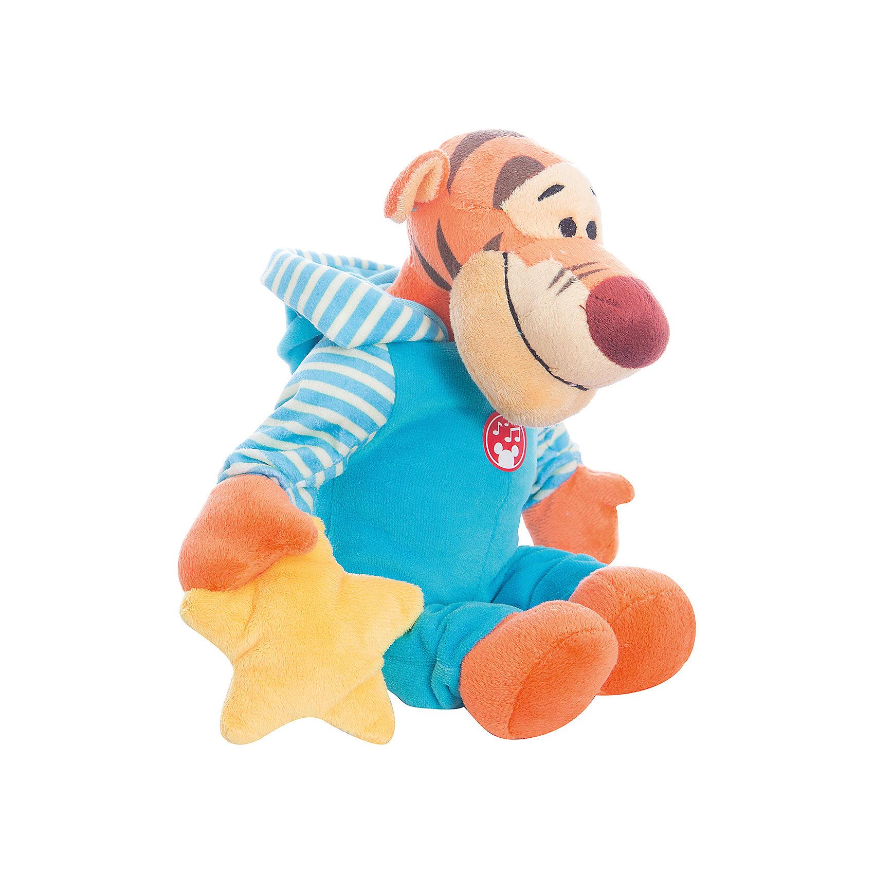Мягкая игрушка Сонный Тигруля, Disney, 24 см