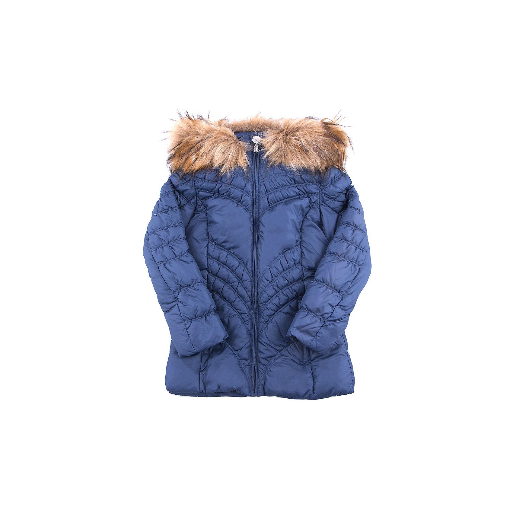 Куртка для девочки LUHTAОдежда<br>Куртка для девочки LUHTA. <br><br>Состав: 100% полиэстер <br><br>Куртка с отстегивающимся капюшоном<br>Искусственный мех<br>Элегантный силуэт<br>Декоративная прострочка<br>Боковые карманы на молнии<br>Водоотталкивающее покрытие, <br>Утепление 280 гр., утеплитель 50% пух/перо, 50% искусственный утеплитель<br>Рекомендуемый температурный режим до -30 °.<br><br>Термометр, показывающий температуру внутри верхней одежды. <br><br>Технологии: <br>LUHTA WATER REPELLENT<br>Водоотталкивающая пропитка - долговременная, специально обработанная водоотталкивающими средствами ткань.<br>LUHTA SAFETY<br>Правила безопасности - изделия бренда LUHTA произведены в полном соответствии с требованиями безопасности для детей: отстегивающийся капюшон, безопасная утягивающаяся тесьма в кармашках, светоотражатели.<br> LUHTA TEMPERATURE CONTROL<br>Система термоконтроля - позволяет проверить температуру тела вашего ребенка по встроенному в одежду термометру. Этот термометр показывает температуру внутри куртки - от 22 до 32 - зона комфорта. Информация носит рекоментательный характер. <br>LUHTA DOWN MIX<br>DownMix - идеальное сочетанием пуха (50%) и утеплителя (50%). Инновационный утеплитель DownMix представляет собой уникальный баланс этих двух материалов, позволяя сохранить тепло и обеспечить максимальный комфорт.<br>LUHTA -30<br>Температурный режим -30 °. Носит рекомендательный характер. Ощущение тепла и холода носят субъективный характер и зависят от индивидуальных особенностей ребенка.<br>Reflectors<br>Эффективные светоотражатели позволят чувствовать себя в безопасности в любых погодных условиях, особенно в темное время суток.<br><br>Ширина мм: 356<br>Глубина мм: 10<br>Высота мм: 245<br>Вес г: 519<br>Цвет: синий<br>Возраст от месяцев: 120<br>Возраст до месяцев: 132<br>Пол: Женский<br>Возраст: Детский<br>Размер: 146,134,158,164,152,140<br>SKU: 4219933