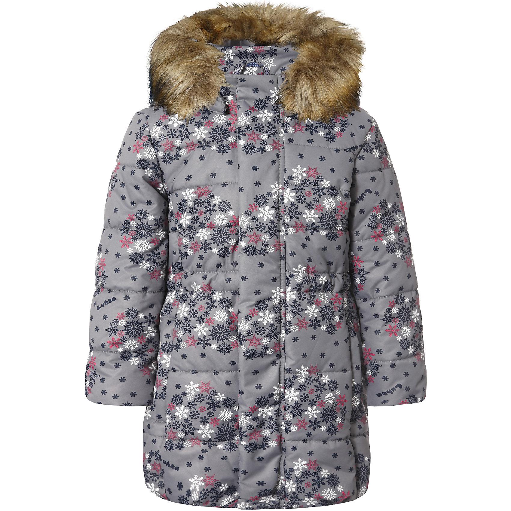 Luhta Пальто для девочки LUHTA luhta толстовка для девочки luhta