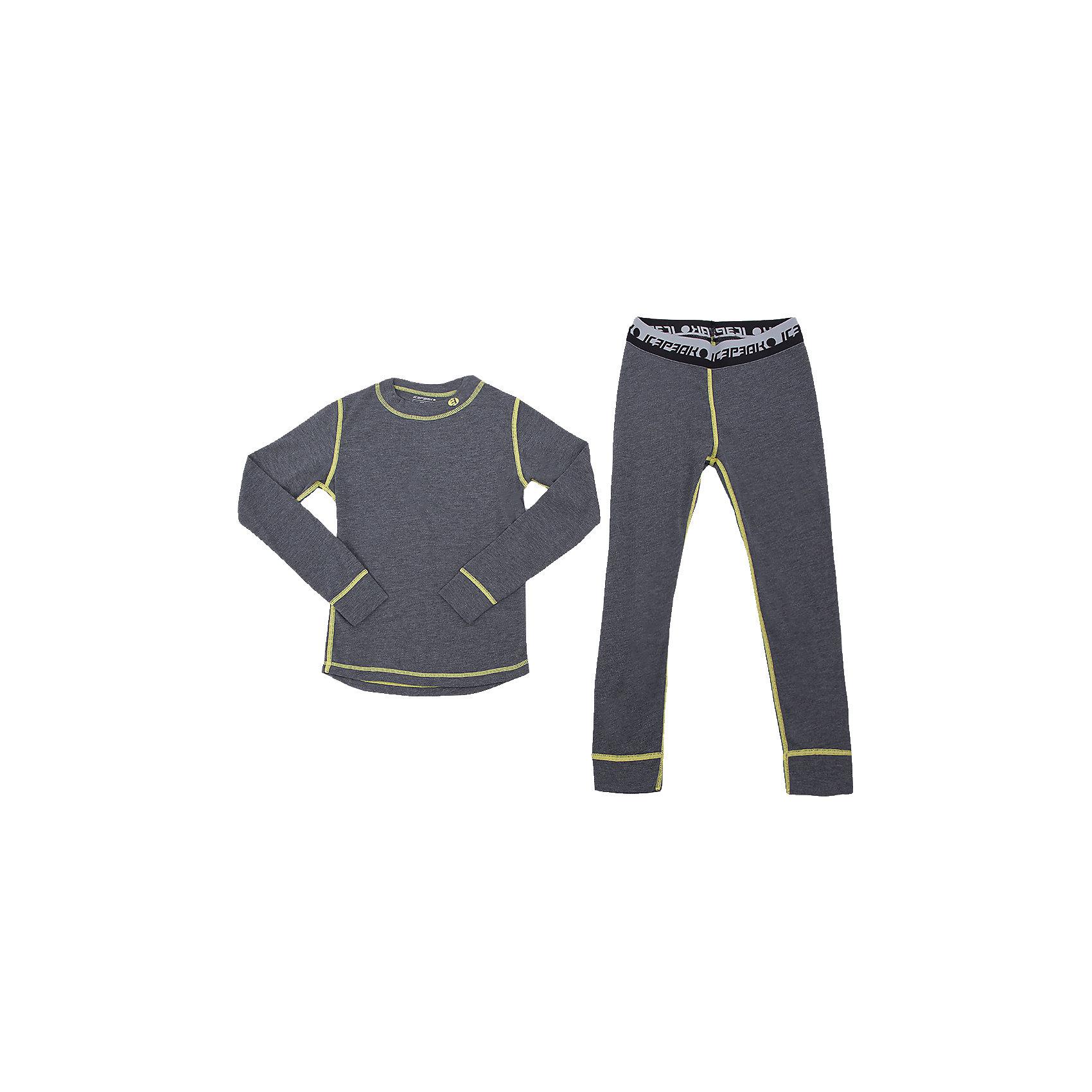 Комплект: джемпер и брюки для мальчика ICEPEAK