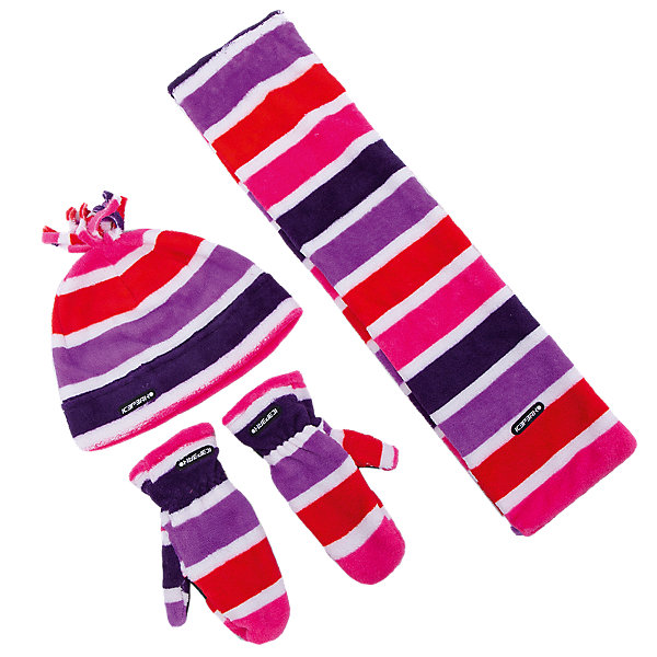 Комплект: шапка, шарф и варежки ICEPEAKШарфы, платки<br>Комплект: шапка, шарф и варежки ICEPEAK. Состав: 100% полиэстер<br>52-53, 14,5*110 см 5 Y 6 Y Технологии: Thermal, Antipilling<br><br>Ширина мм: 89<br>Глубина мм: 117<br>Высота мм: 44<br>Вес г: 155<br>Цвет: лиловый<br>Возраст от месяцев: 60<br>Возраст до месяцев: 72<br>Пол: Унисекс<br>Возраст: Детский<br>Размер: one size<br>SKU: 4221170