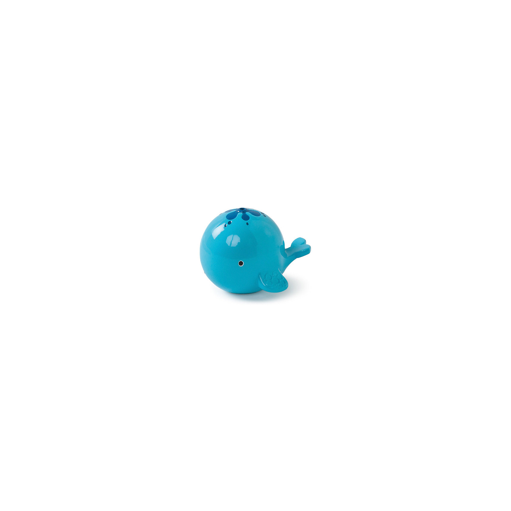 Игрушка для ванны «Кит», OballЛейки и поливалки<br>Игрушка для ванны Кит, Oball - забавная яркая игрушка, которая развлечет малыша во время купания. Игрушка выполнена в виде фигурки забавного голубого кита, который не тонет в воде. Сверху на спинке имеется отверстие, в которое можно наливать воду и она будет выливаться снизу фонтанчиком, забавляя малыша. Округлая форма кита и удобный размер позволяют ребенку без труда захватывать его своими пальчиками. Материал представляет собой качественный мягкий пластик, не содержащий вредных веществ. Игрушка развивает воображение, цветовое и тактильное восприятие, тренирует мелкую моторику.<br><br>Дополнительная информация:<br><br>- Материал: пластик.<br>- Размер игрушки: 13,5 х 5 х 10,5 см. <br>- Размер упаковки: 16,5 х 6,5 х 19 см. <br>- Вес: 100 гр.<br><br>Игрушку для ванны Кит, Oball, можно купить в нашем интернет-магазине.<br><br>Ширина мм: 179<br>Глубина мм: 157<br>Высота мм: 60<br>Вес г: 74<br>Возраст от месяцев: 0<br>Возраст до месяцев: 36<br>Пол: Унисекс<br>Возраст: Детский<br>SKU: 4222559