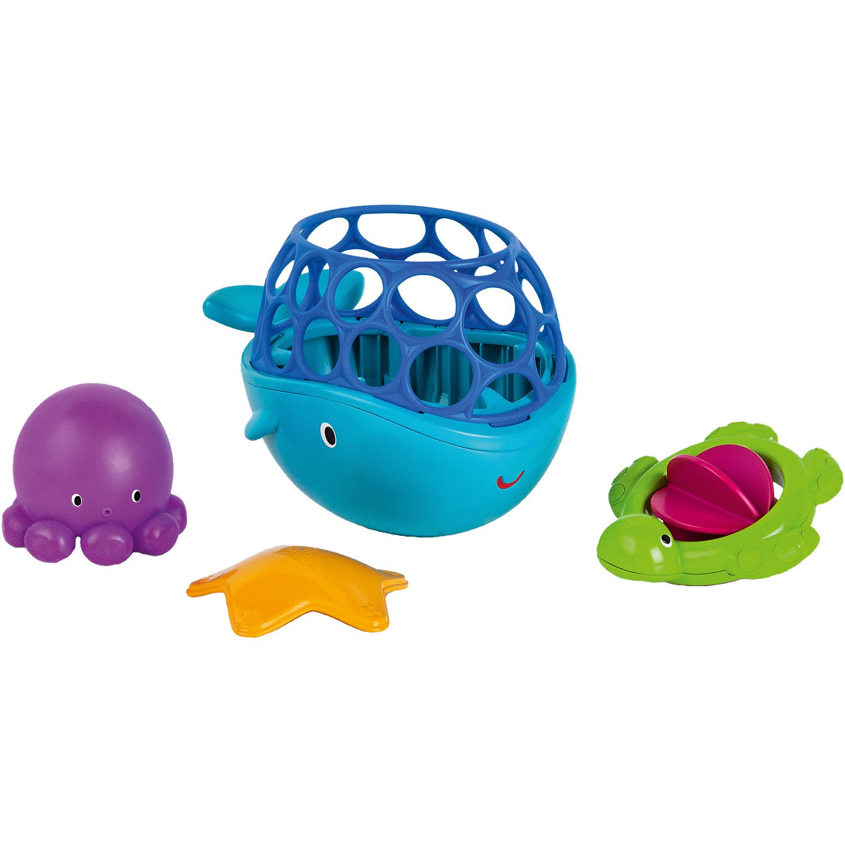 Игрушки для ванны «Морские друзья», Oball от myToys