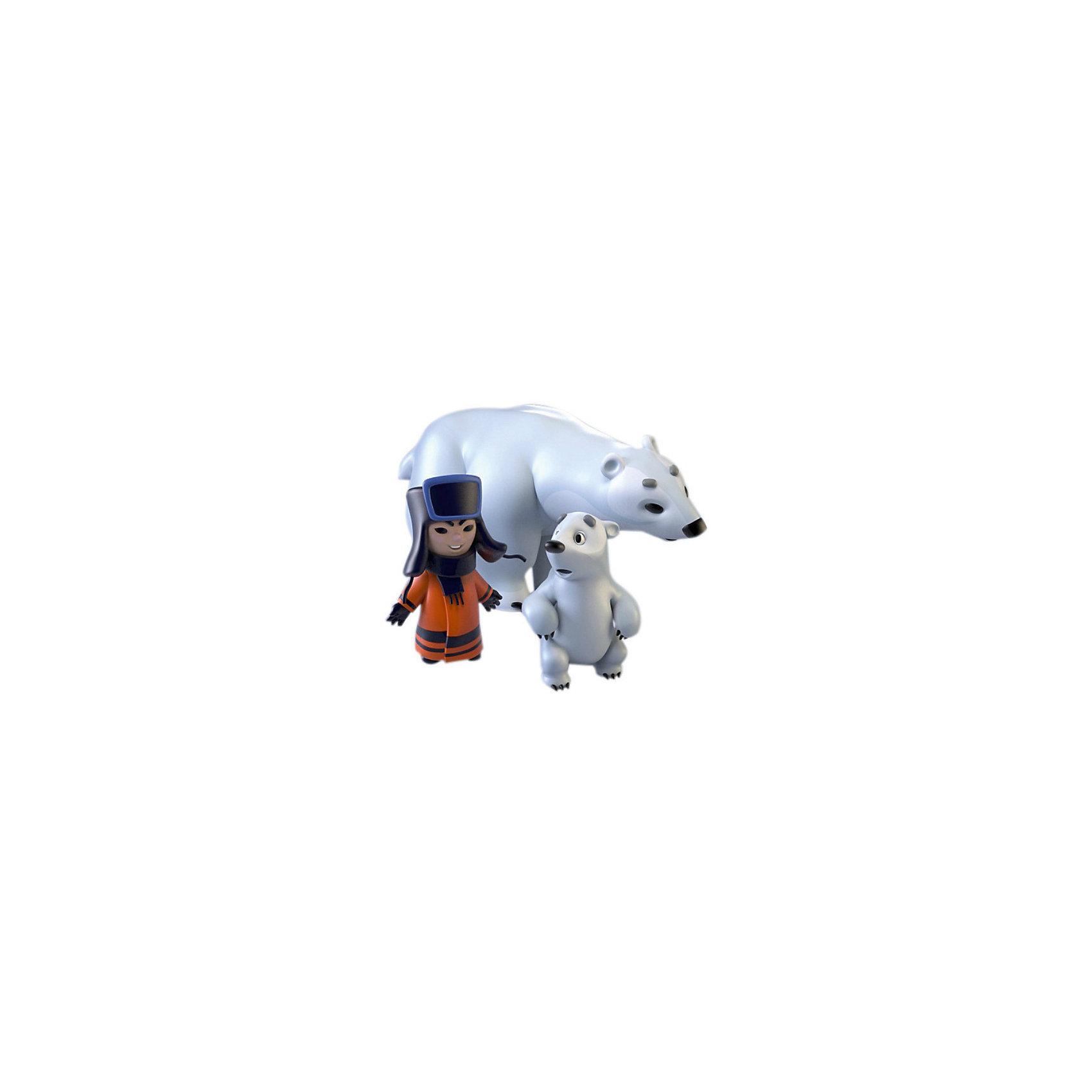 Набор фигурок Умка, ProstotoysГерои доброго мультфильма про маленького медвежонка Умку обязательно порадуют ребенка. Фигурки прекрасно детализированы и реалистично раскрашены, очень похожи на героев мультфильма. Игрушки выполнены из высококачественных экологичных материалов, безопасна даже для детей. Собери все фигурки и проигрывай любимые сцены из мультфильма или придумывай свои новые истории!<br><br>Дополнительная информация:<br><br>- Материал: ПВХ.<br>- Высота: 10 см.<br>- Комплектация: 3 фигурки - Умки, медведицы мамы, мальчика. <br><br>Набор фигурок Умка, Prostotoys, можно купить в нашем магазине.<br><br>Ширина мм: 120<br>Глубина мм: 200<br>Высота мм: 300<br>Вес г: 750<br>Возраст от месяцев: 36<br>Возраст до месяцев: 192<br>Пол: Унисекс<br>Возраст: Детский<br>SKU: 4223125