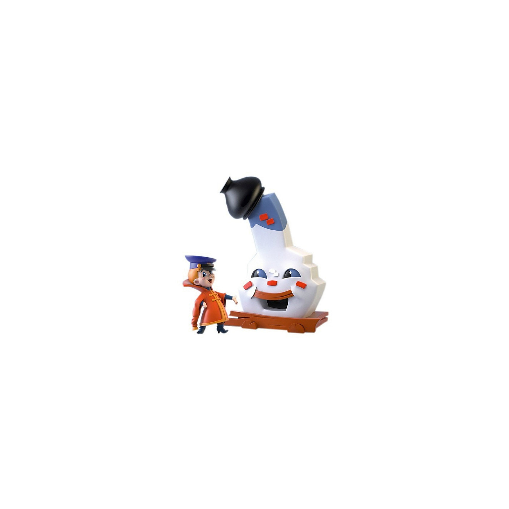 Prostotoys Набор фигурок Вовка и печка (м/ф Вовка в тридевятом царстве), Prostotoys prostotoys предметы интерьера