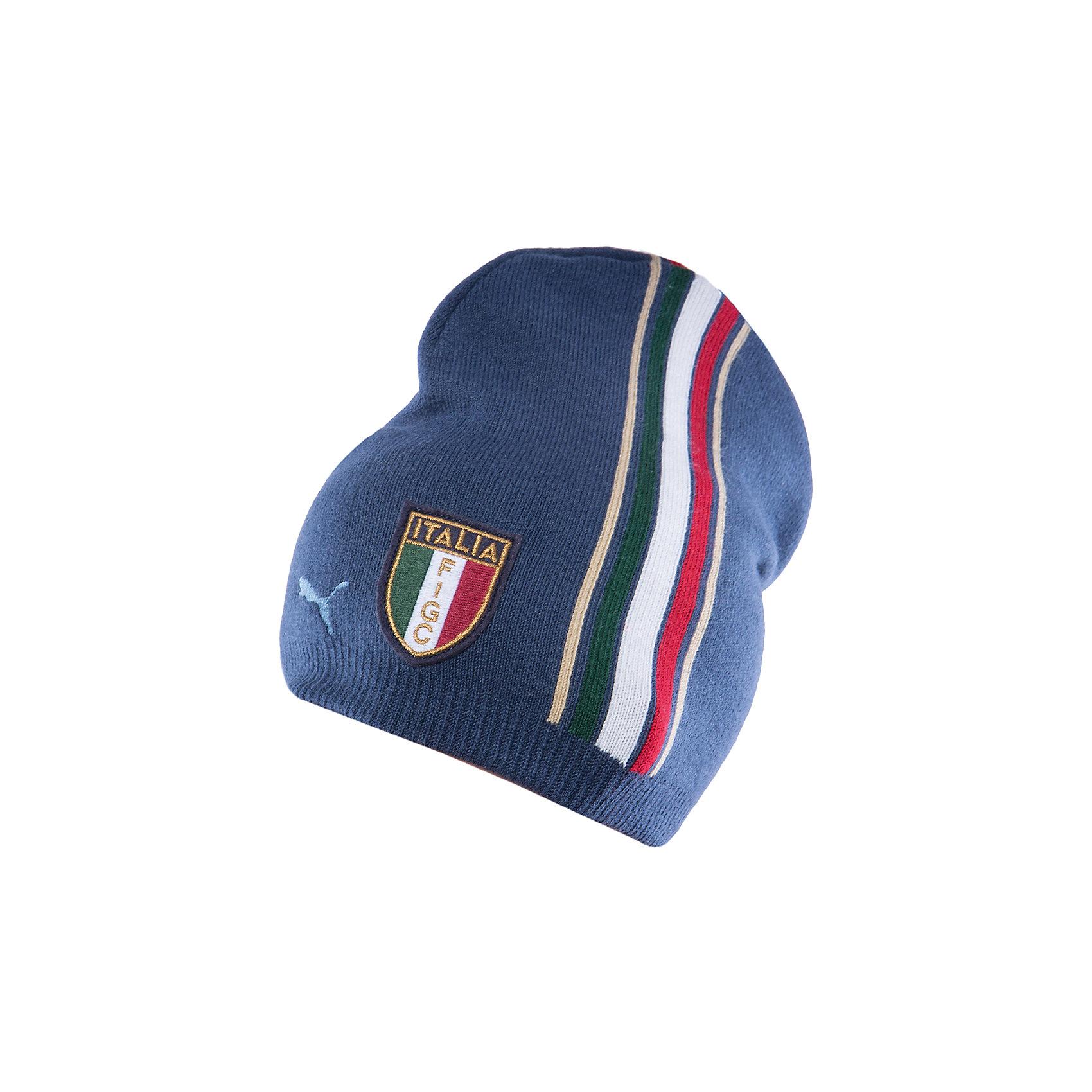 Шапка для мальчика FIGC Italia Azzurri Beanie PUMA
