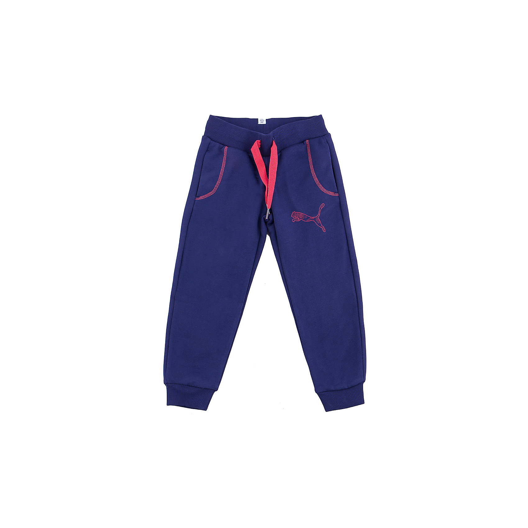Брюки для девочки FUN Graphic ESS Sweat Pants PUMA
