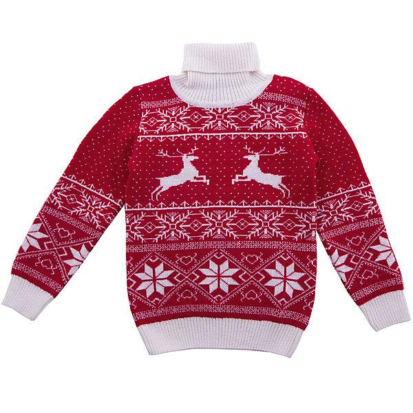 Свитер NorvegФлис и термобелье<br>Свитер от известного бренда Norveg<br><br>Теплый свитер NORVEG Sweater Jaquard Wool  от немецкой компании Norveg (Норвег) - это удобная и красивая одежда, которая обеспечит комфортную терморегуляцию тела и на улице, и в помещении. <br>Она сделана из шерсти мериноса (австралийской тонкорунной овцы), которая обладает гипоаллергенными свойствами, поэтому не вызывает раздражения, даже если надета на голое тело.<br><br>Отличительные особенности модели:<br><br>- цвет: белый, красный;<br>- высокий ворот;<br>- анатомические трикотажные резинки внизу и на рукавах;<br>- орнамент с оленями;<br>- подходит и мальчикам, и девочкам;<br>- застежка-молния;<br>- карманы.<br><br>Дополнительная информация:<br><br>- Температурный режим: от - 20° С  до +5° С.<br><br>- Состав: 100% шерсть мериноса<br>Толстовку Norveg (Норвег) можно купить в нашем магазине.<br><br>Ширина мм: 190<br>Глубина мм: 74<br>Высота мм: 229<br>Вес г: 236<br>Цвет: красный<br>Возраст от месяцев: 18<br>Возраст до месяцев: 24<br>Пол: Унисекс<br>Возраст: Детский<br>Размер: 152/158,116/122,80/86,140,92,128/134,104<br>SKU: 4224485
