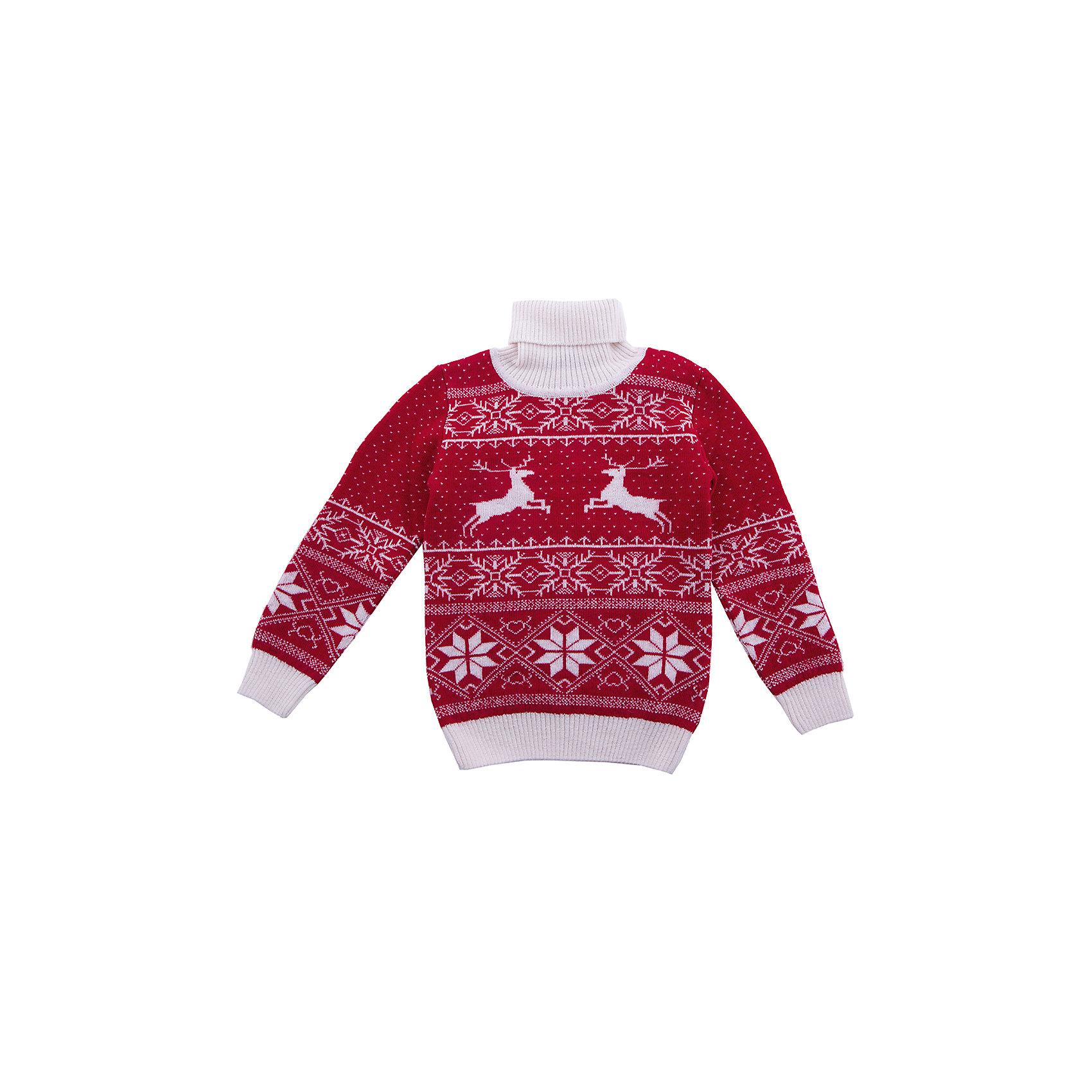 Свитер NorvegФлис и термобелье<br>Свитер от известного бренда Norveg<br><br>Теплый свитер NORVEG Sweater Jaquard Wool  от немецкой компании Norveg (Норвег) - это удобная и красивая одежда, которая обеспечит комфортную терморегуляцию тела и на улице, и в помещении. <br>Она сделана из шерсти мериноса (австралийской тонкорунной овцы), которая обладает гипоаллергенными свойствами, поэтому не вызывает раздражения, даже если надета на голое тело.<br><br>Отличительные особенности модели:<br><br>- цвет: белый, красный;<br>- высокий ворот;<br>- анатомические трикотажные резинки внизу и на рукавах;<br>- орнамент с оленями;<br>- подходит и мальчикам, и девочкам;<br>- застежка-молния;<br>- карманы.<br><br>Дополнительная информация:<br><br>- Температурный режим: от - 20° С  до +5° С.<br><br>- Состав: 100% шерсть мериноса<br>Толстовку Norveg (Норвег) можно купить в нашем магазине.<br><br>Ширина мм: 190<br>Глубина мм: 74<br>Высота мм: 229<br>Вес г: 236<br>Цвет: красный<br>Возраст от месяцев: 36<br>Возраст до месяцев: 48<br>Пол: Унисекс<br>Возраст: Детский<br>Размер: 80/86,116,104,128,92,140,152/158<br>SKU: 4224485