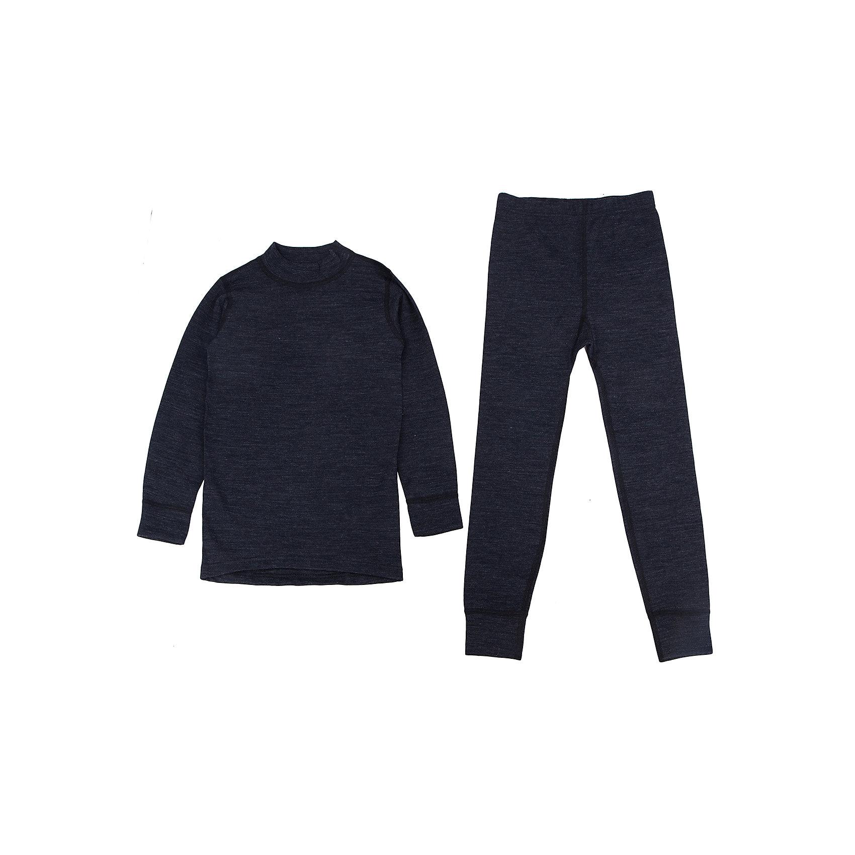 Комплект: футболка с длинным рукавом и брюки Norveg